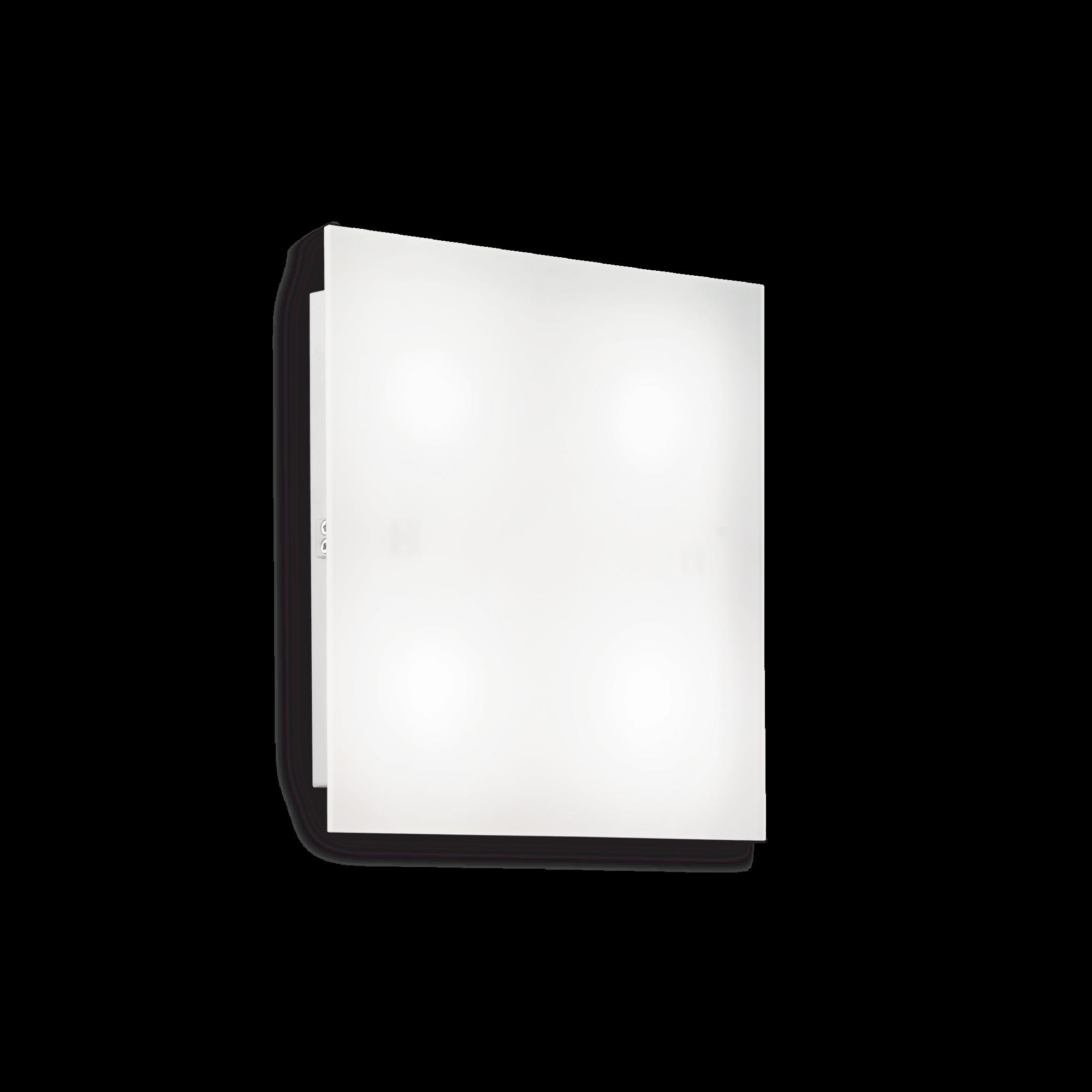 Ideal Lux 134895 Flat PL4 D30 mennyezeti lámpa