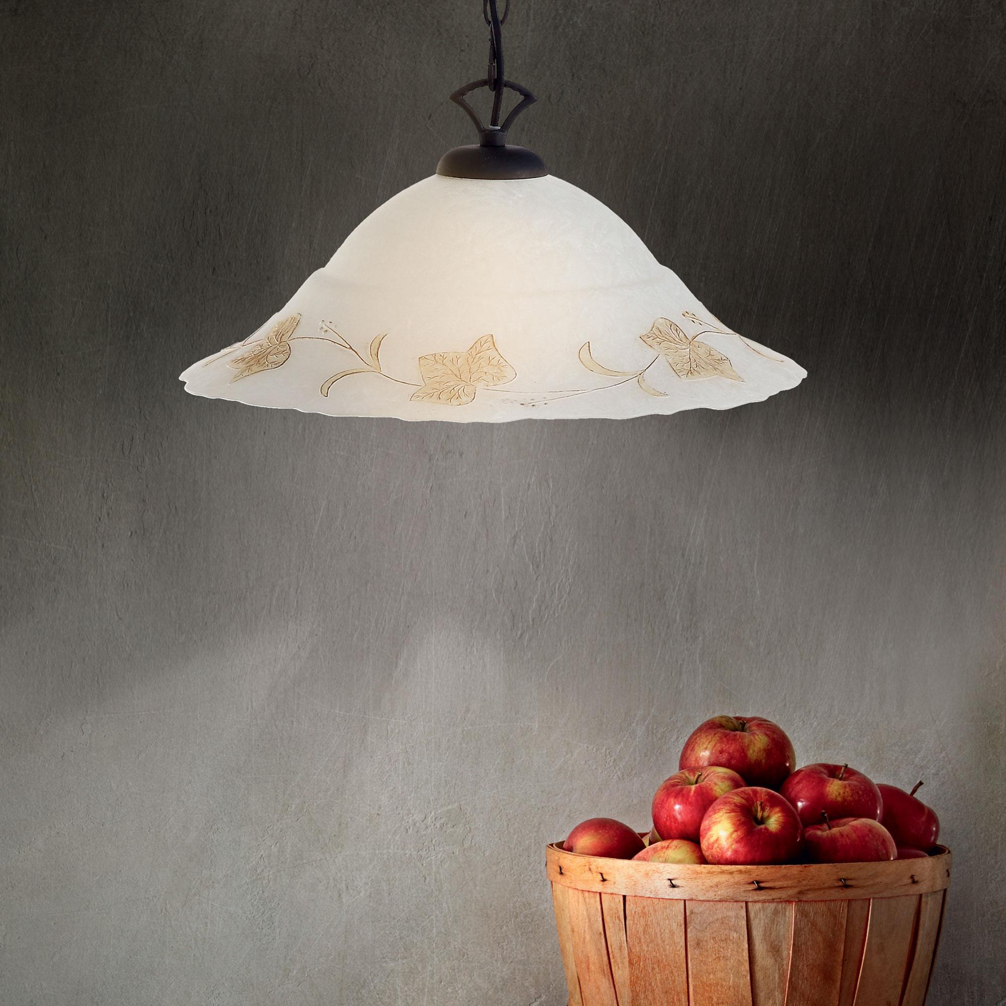 Ideal Lux 007533 Foglia SP1 D40 lámpa függeszték