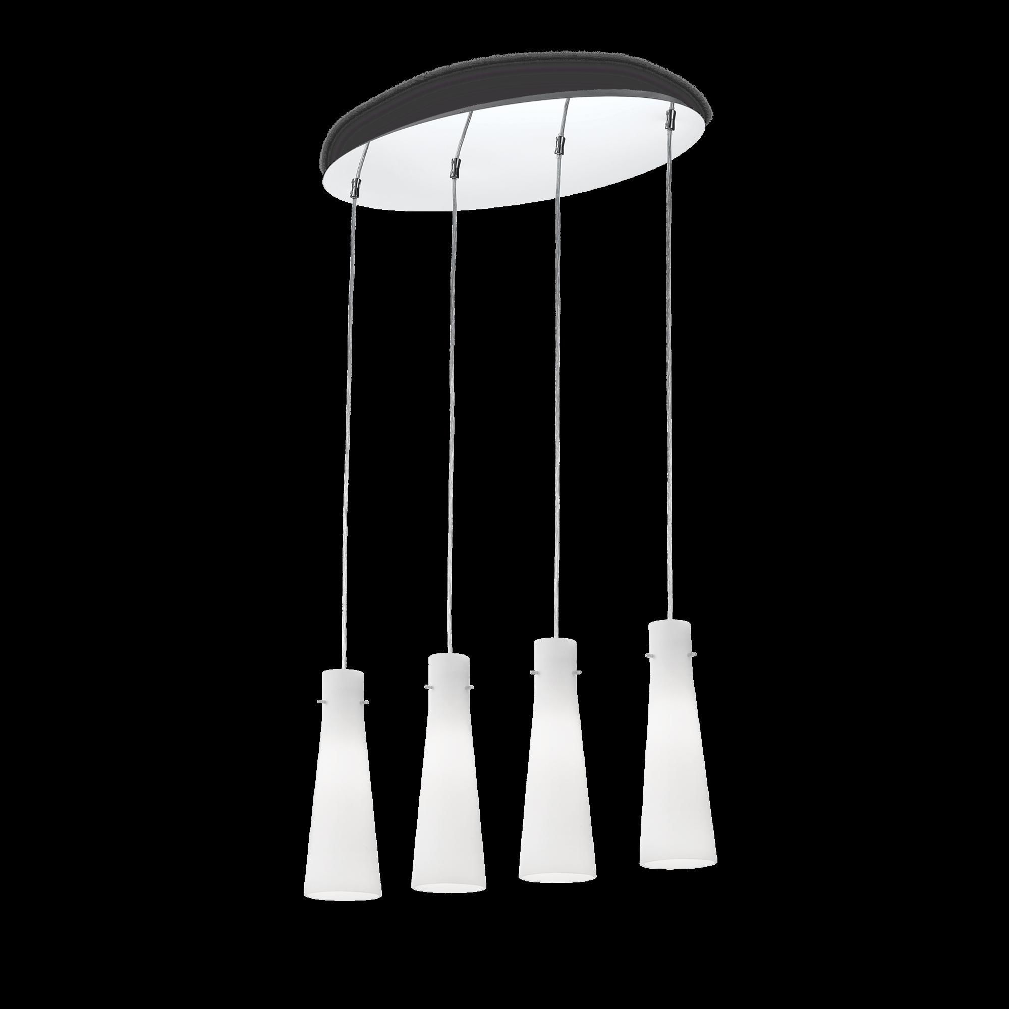 Ideal Lux 053455 Kuky Bianco SP4 függeszték