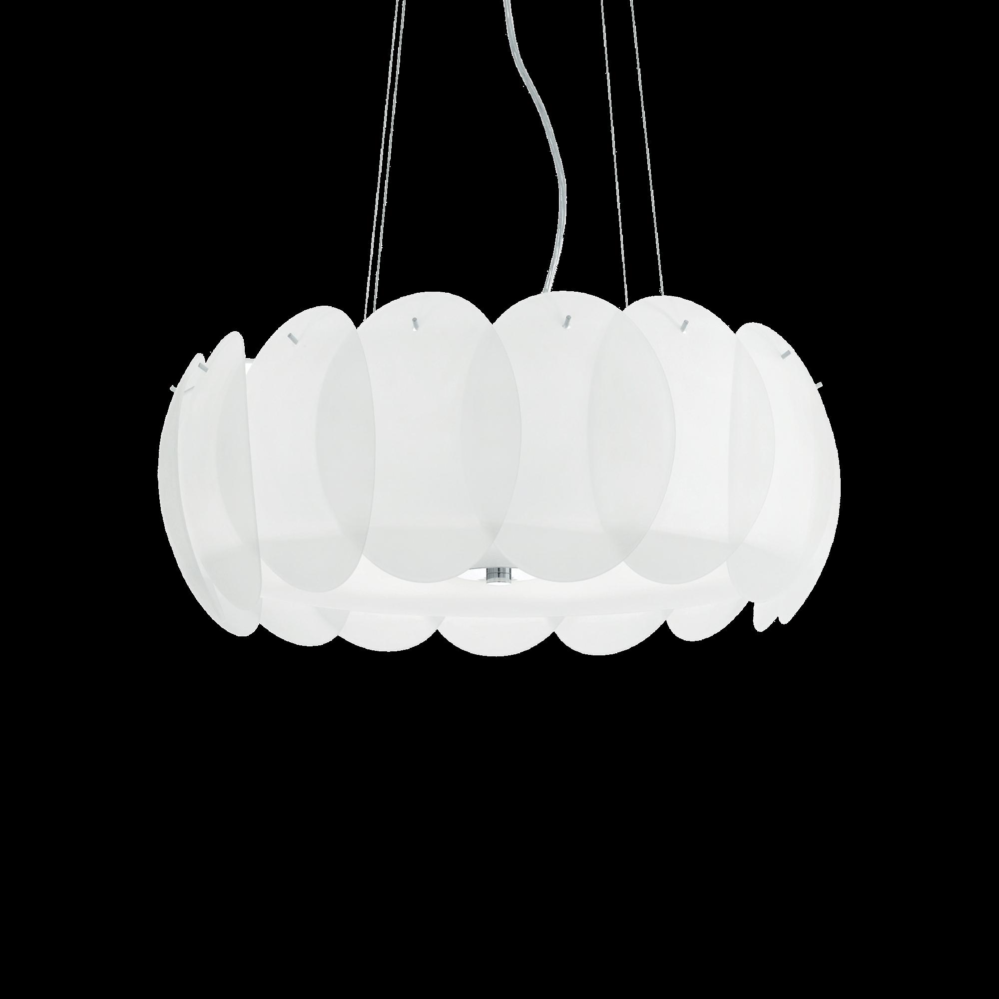 Ideal Lux 090481 Ovalino SP8 függeszték
