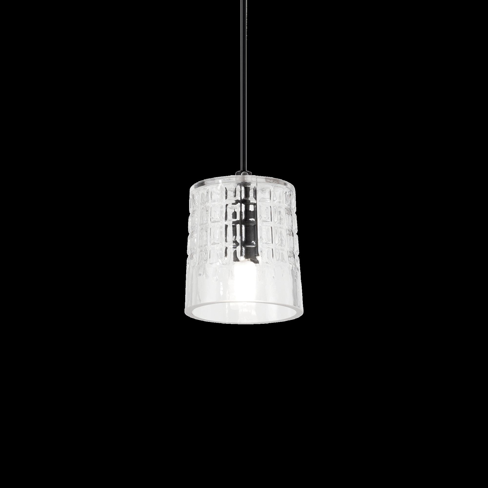Ideal Lux 166988 COGNAC-1 SP1 lámpa függeszték