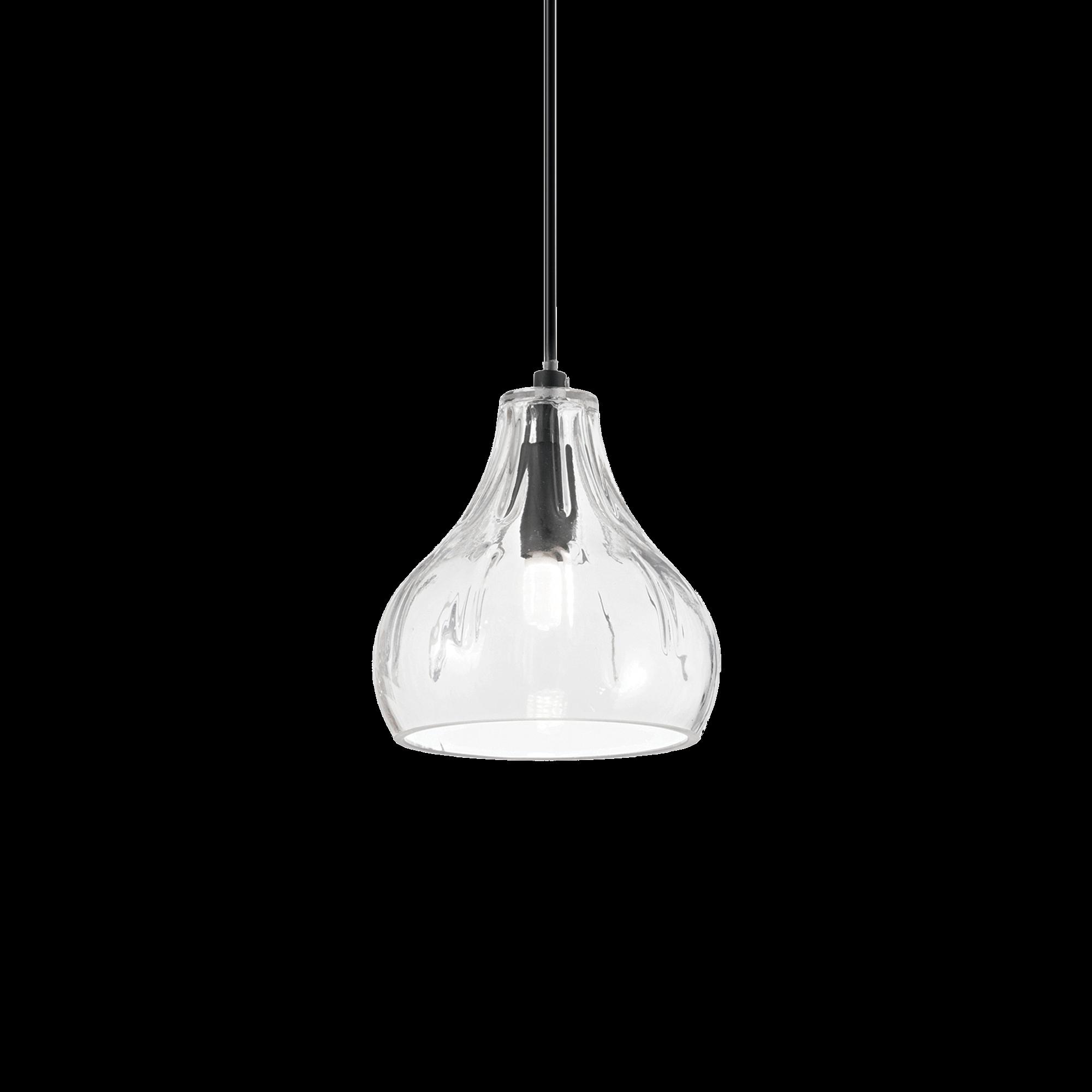 Ideal Lux 167022 COGNAC-4 SP1 lámpa függeszték