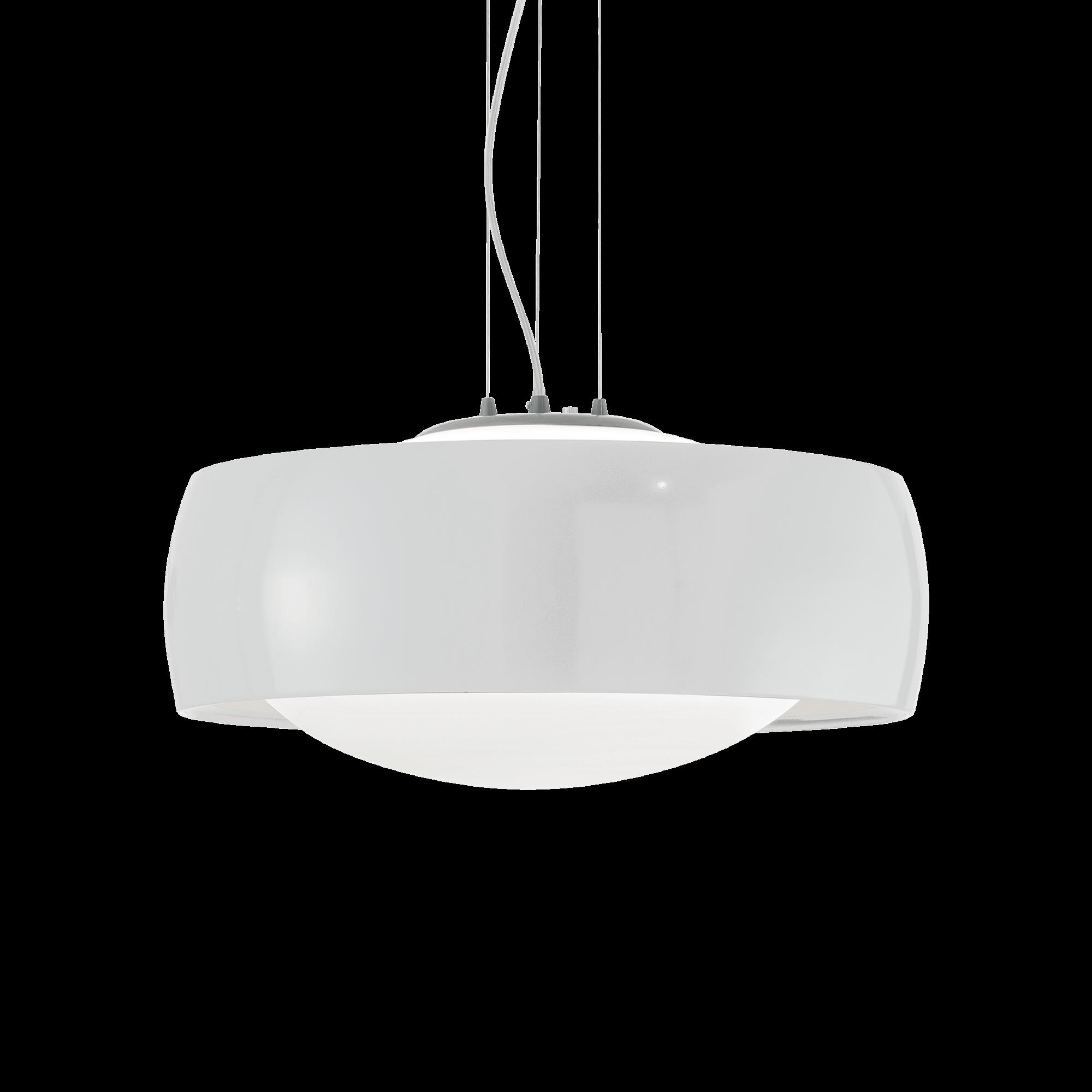 Ideal Lux 159553 COMFORT SP1 BIANCO lámpa függeszték