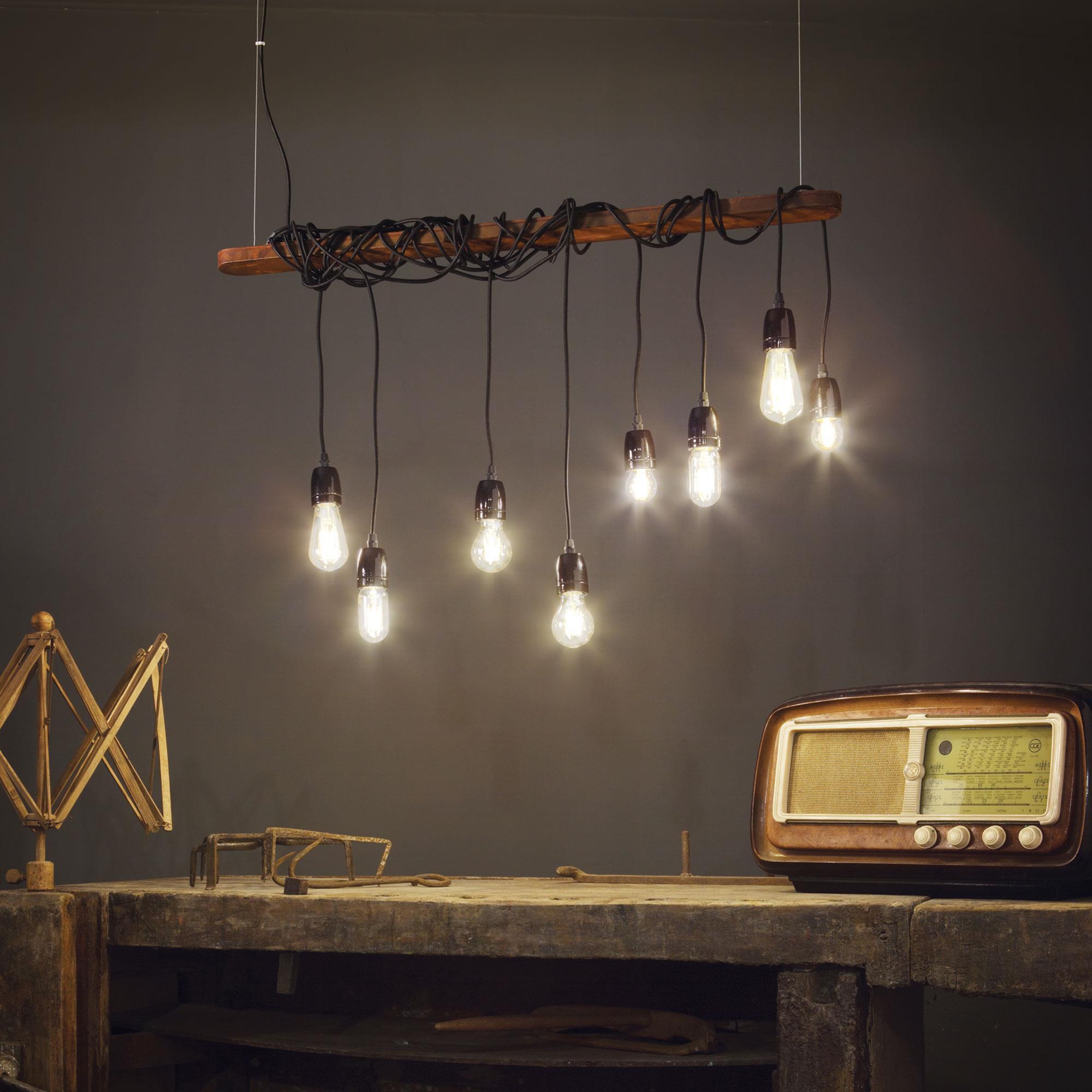 Ideal Lux 176369 ELECTRIC SP8 függeszték