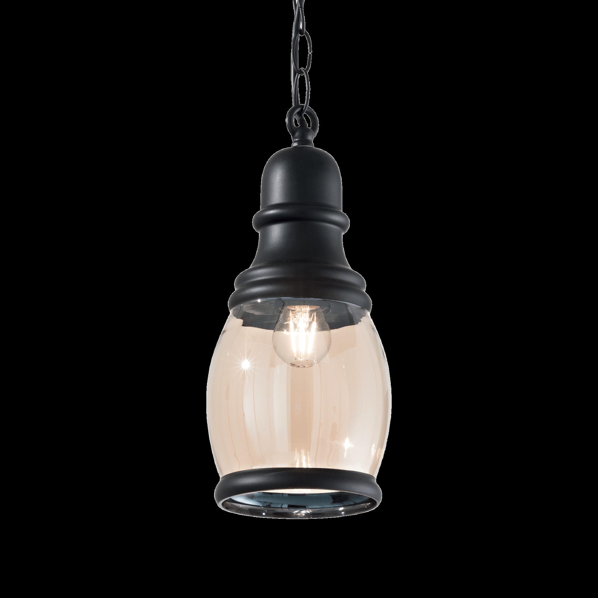 Ideal Lux 168609 HANSEL SP1 OVAL függeszték