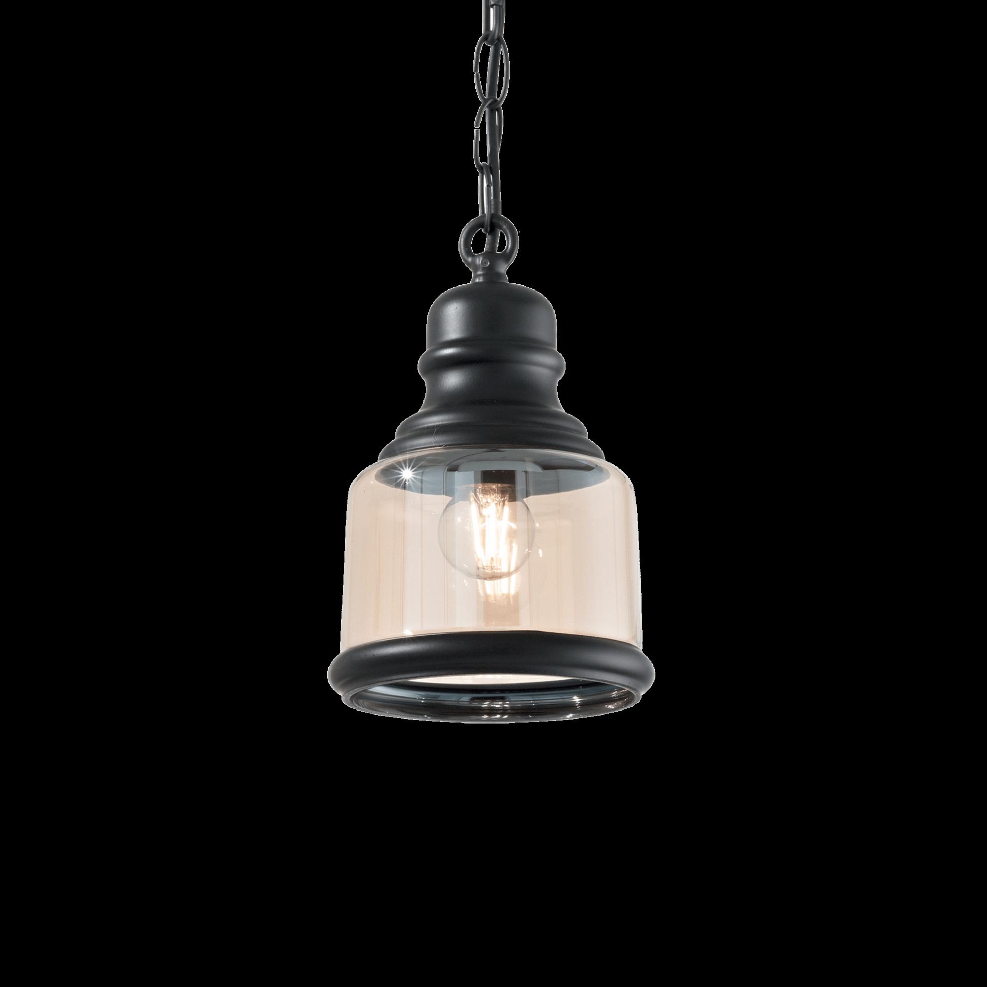 Ideal Lux 168586 HANSEL SP1 SQUARE függeszték