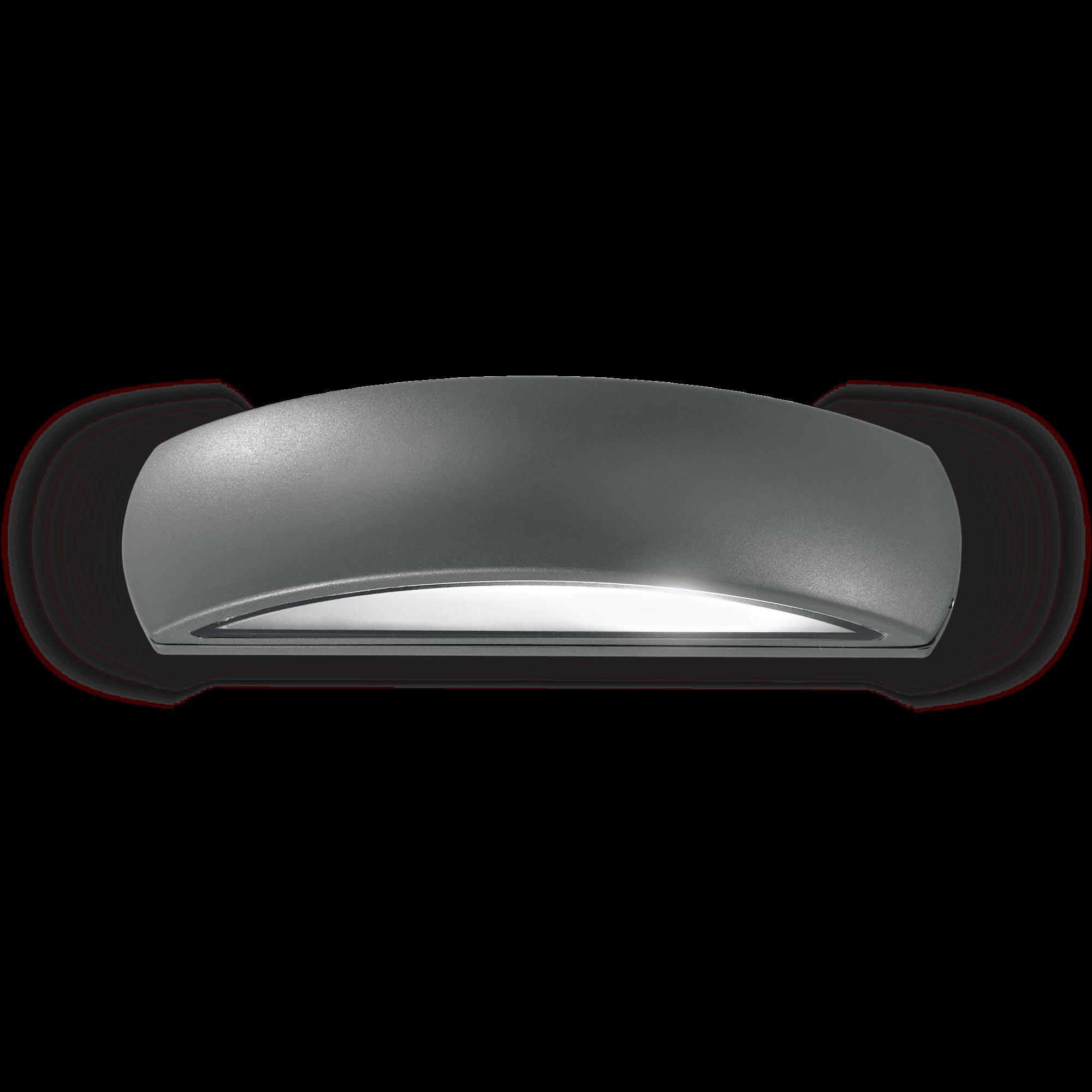 Ideal Lux 092188 Giove AP1 Antracite kültéri falilámpa