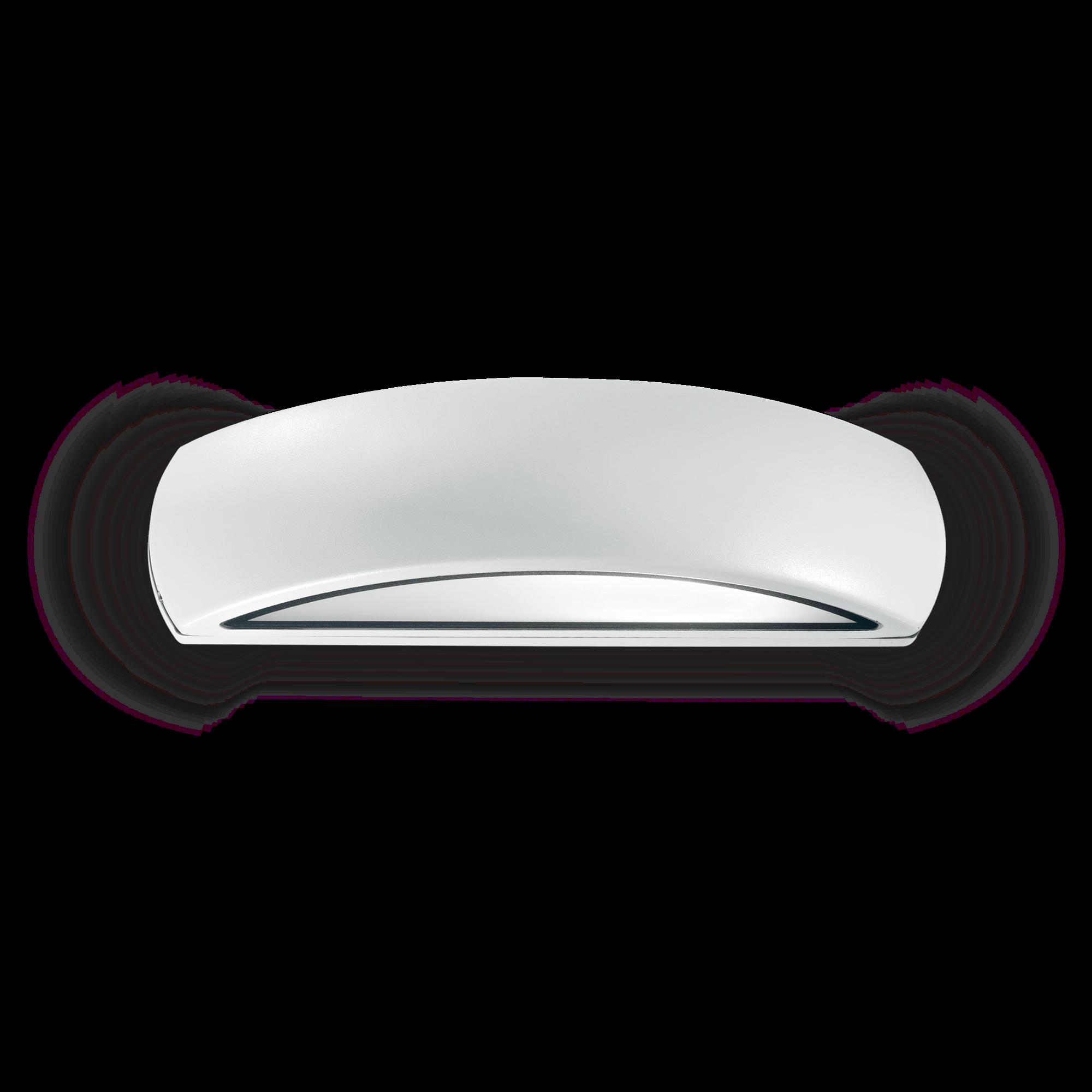 Ideal Lux 092195 Giove AP1 Bianco kültéri falilámpa