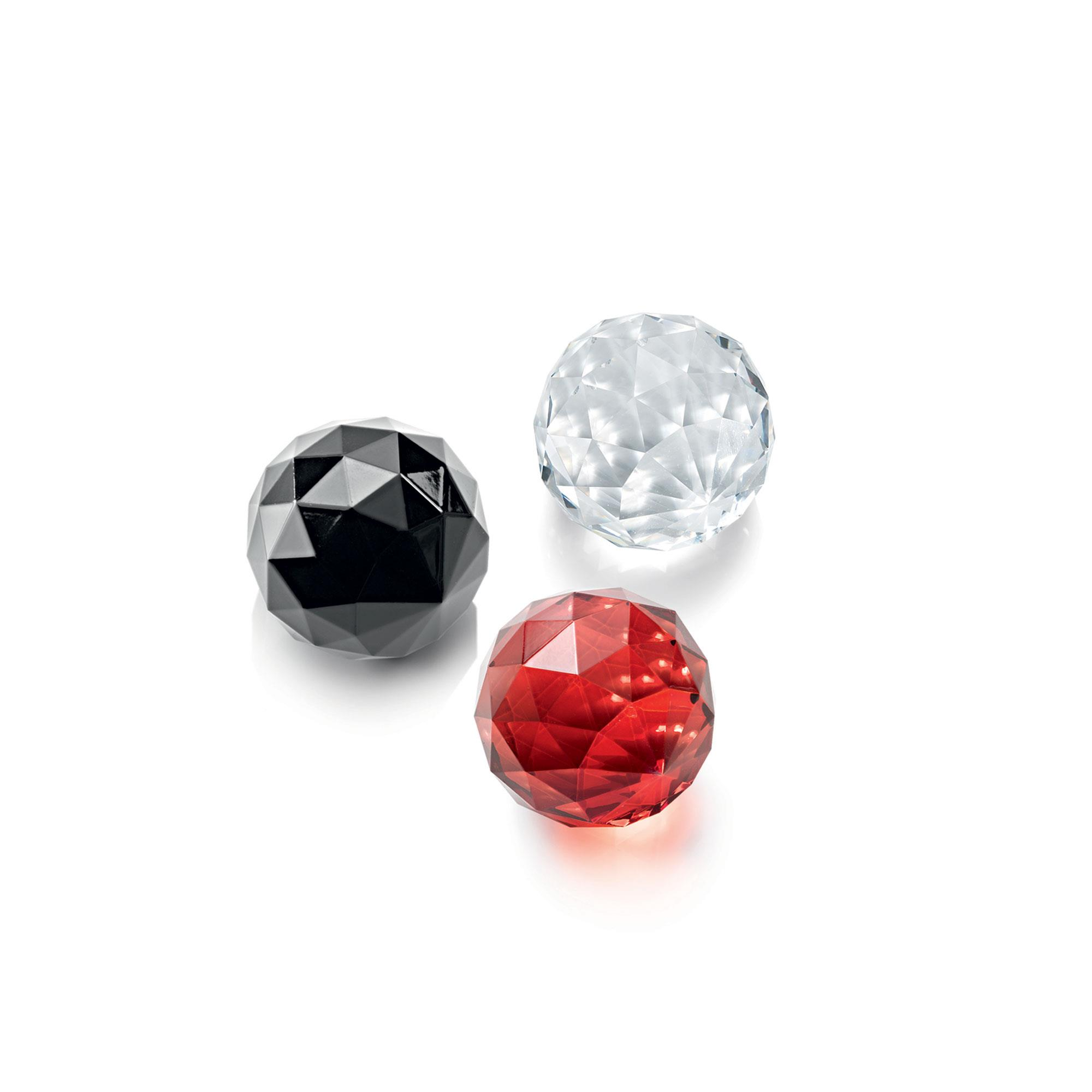 Ideal Lux 027425 Giudecca SP8 Rosso kristály csillár