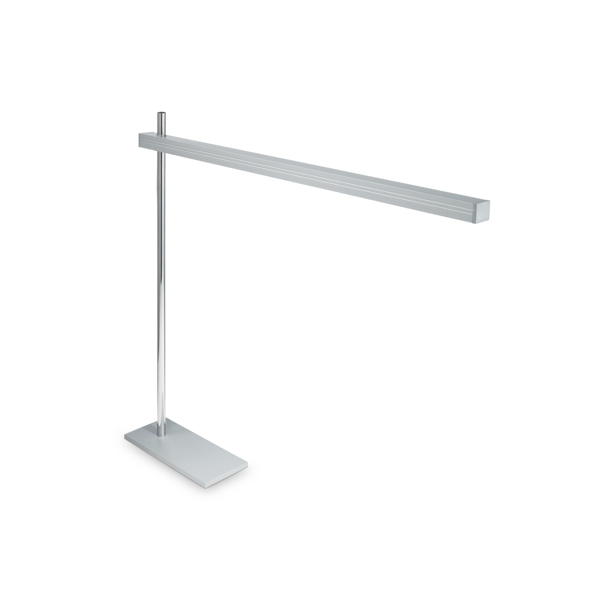 Ideal Lux 147635 GRU TL105 ALUMINIO asztali lámpa