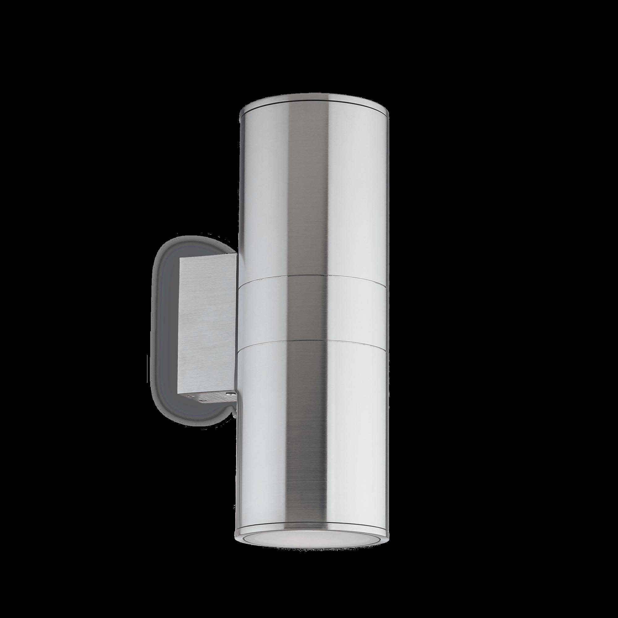Ideal Lux 033020 Gun AP2 Big Alluminio kültéri falilámpa