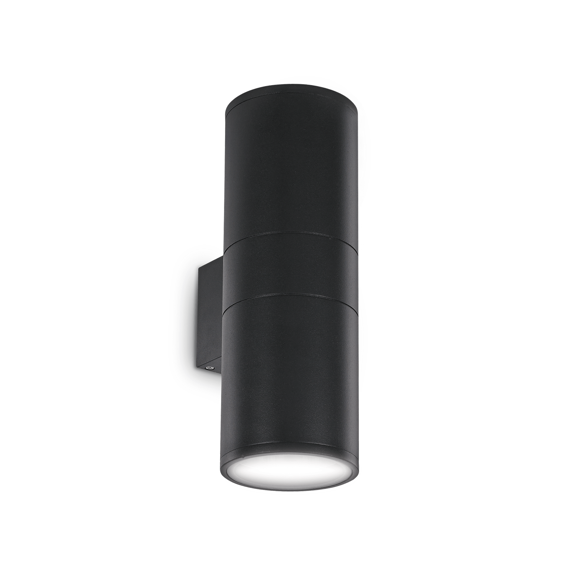 Ideal Lux 092317 Gun AP2 Big Nero kültéri falilámpa