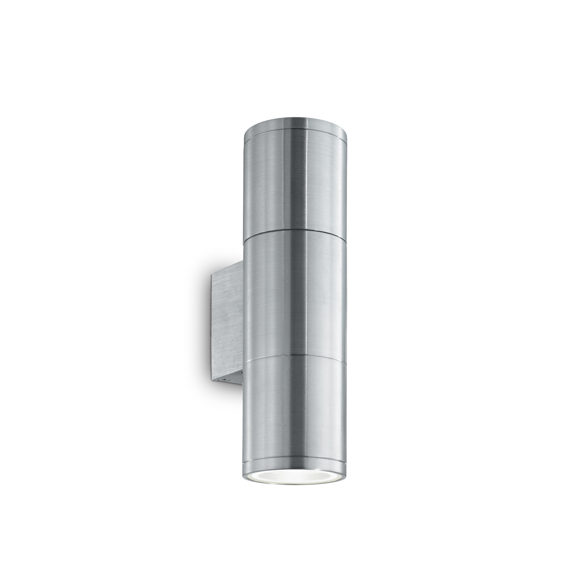 Ideal Lux 033013 Gun AP2 Small Alluminio kültéri falilámpa