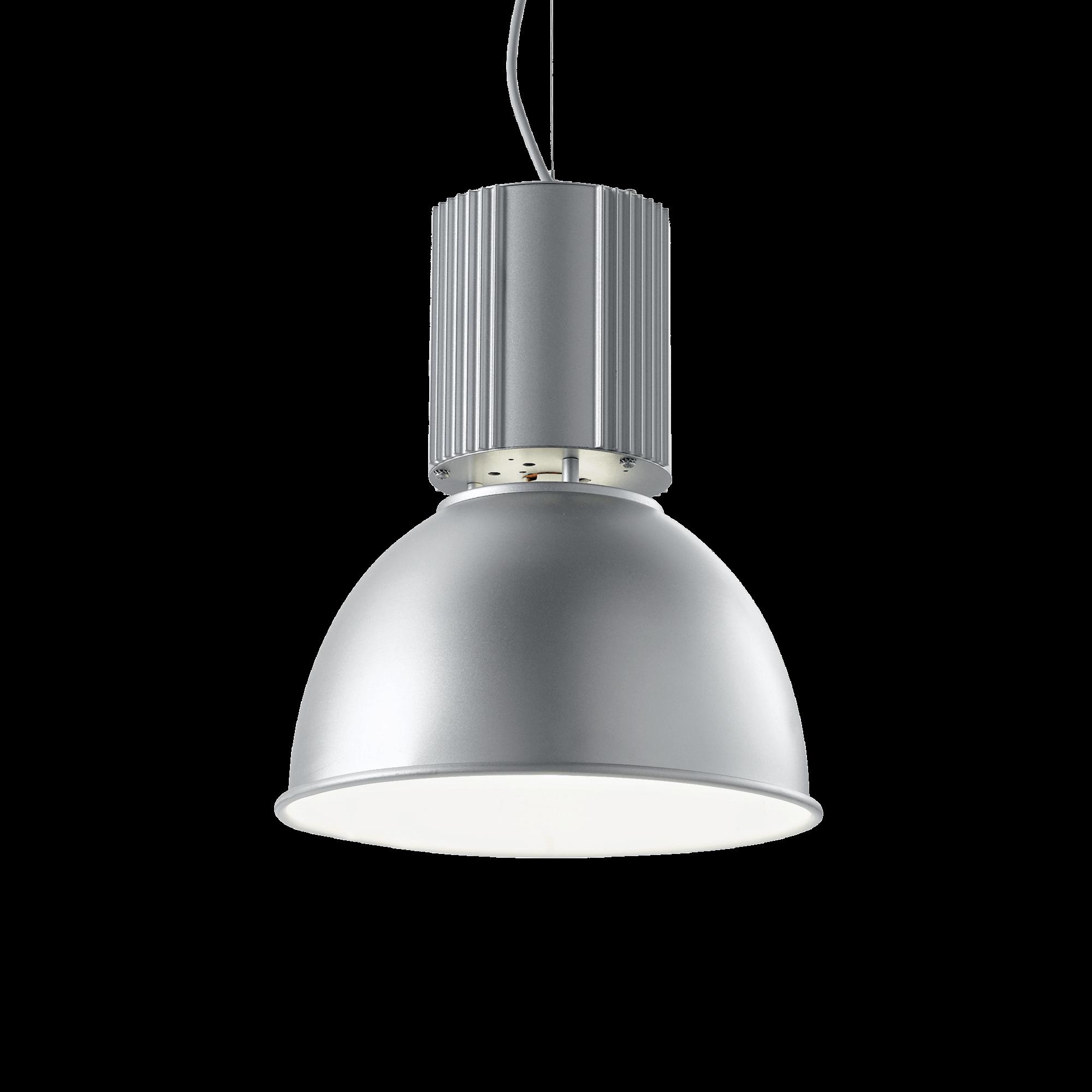 Ideal Lux 100326 Hangar SP1 Alluminio lámpa függeszték