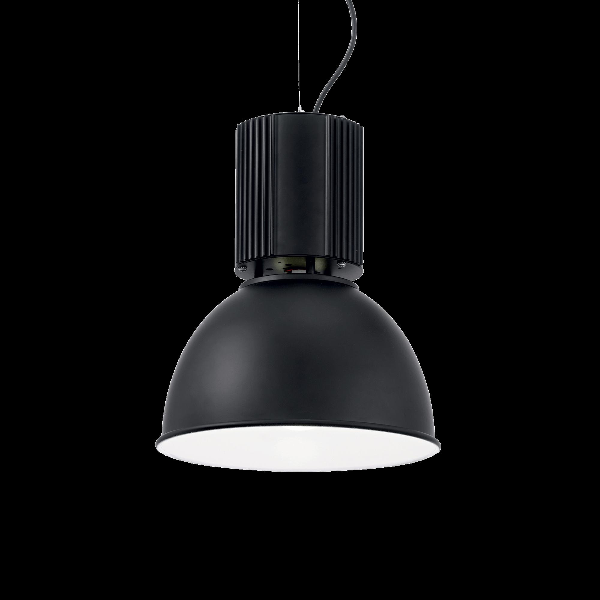 Ideal Lux 100333 Hangar SP1 Nero lámpa függeszték