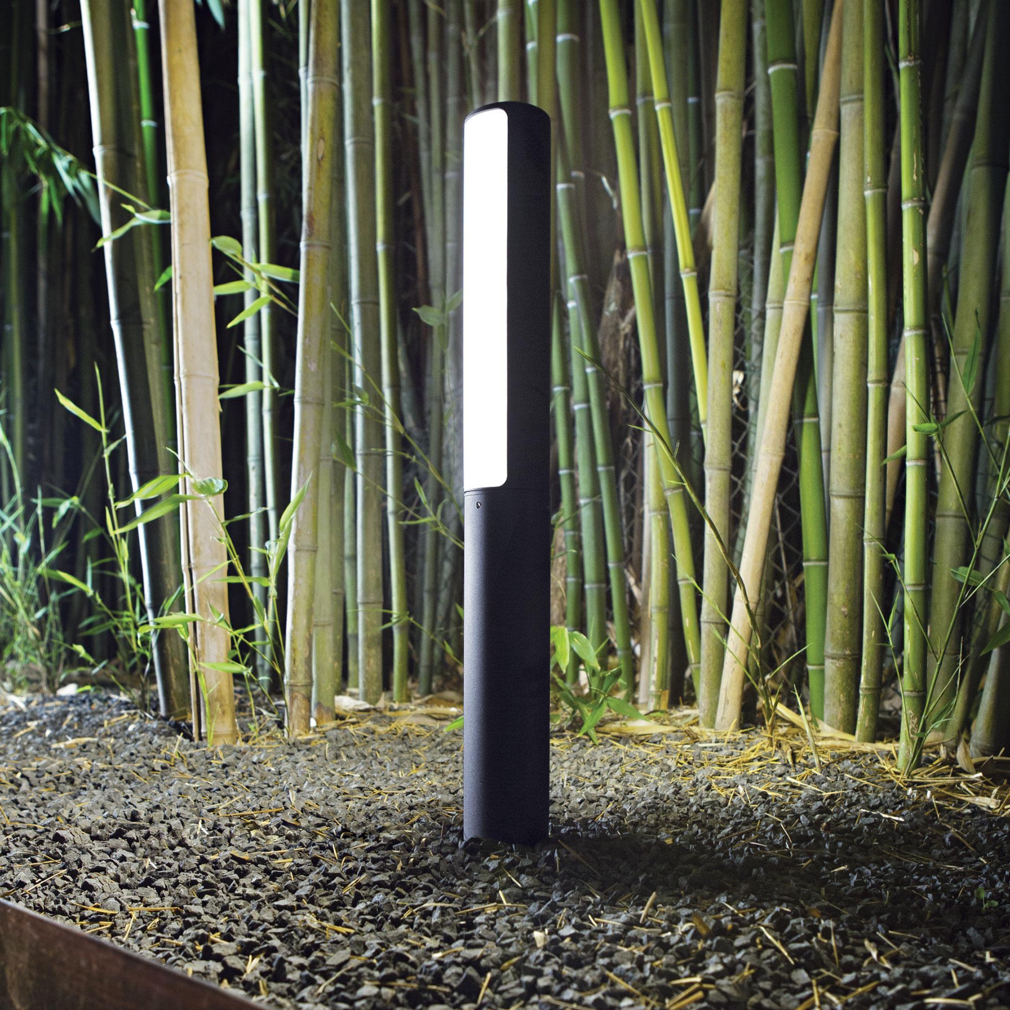 Ideal Lux 172439 ETERE PT1 ANTRACITE LED kültéri állóámpa