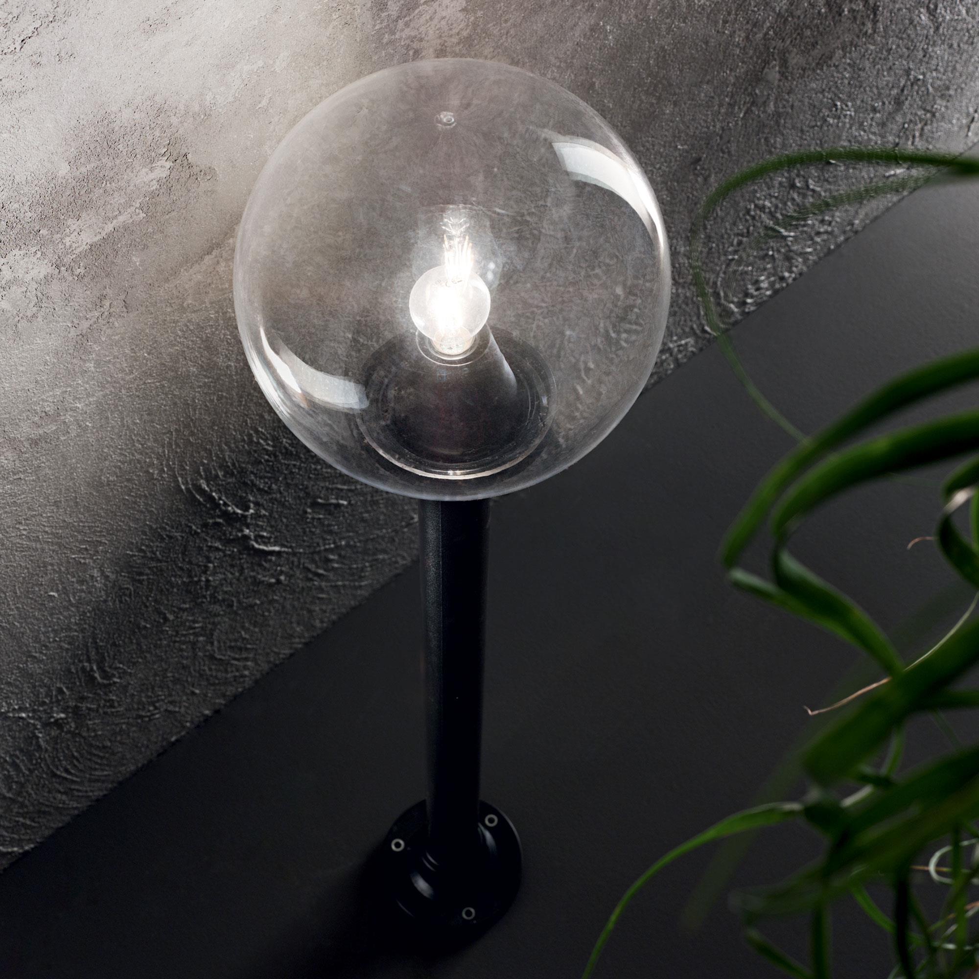 Ideal Lux 187532 Classic Globe PT1 Big Trasparente kültéri állólámpa