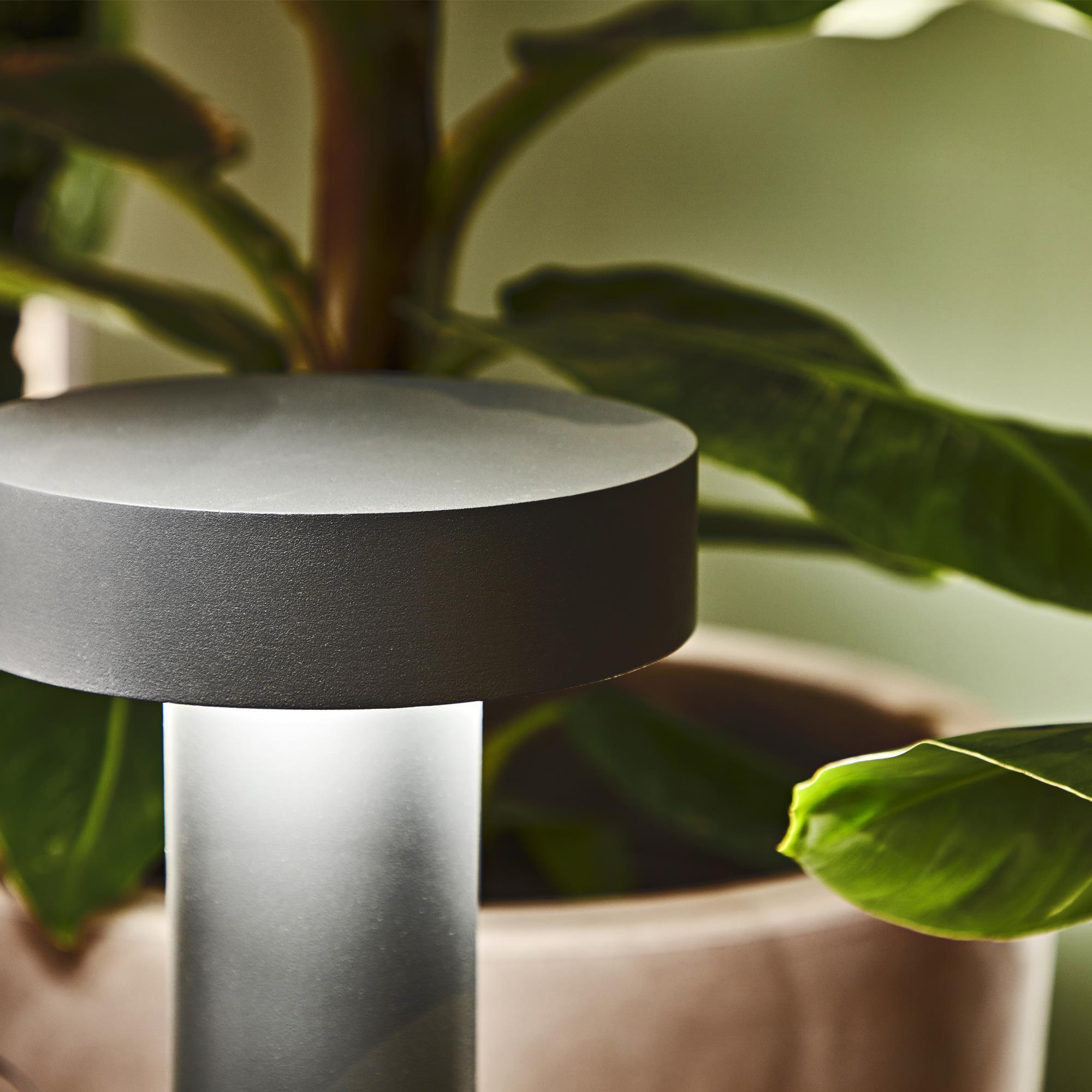 Ideal Lux 153193 TESLA PT4 SMALL ANTRACITE kültéri állólámpa