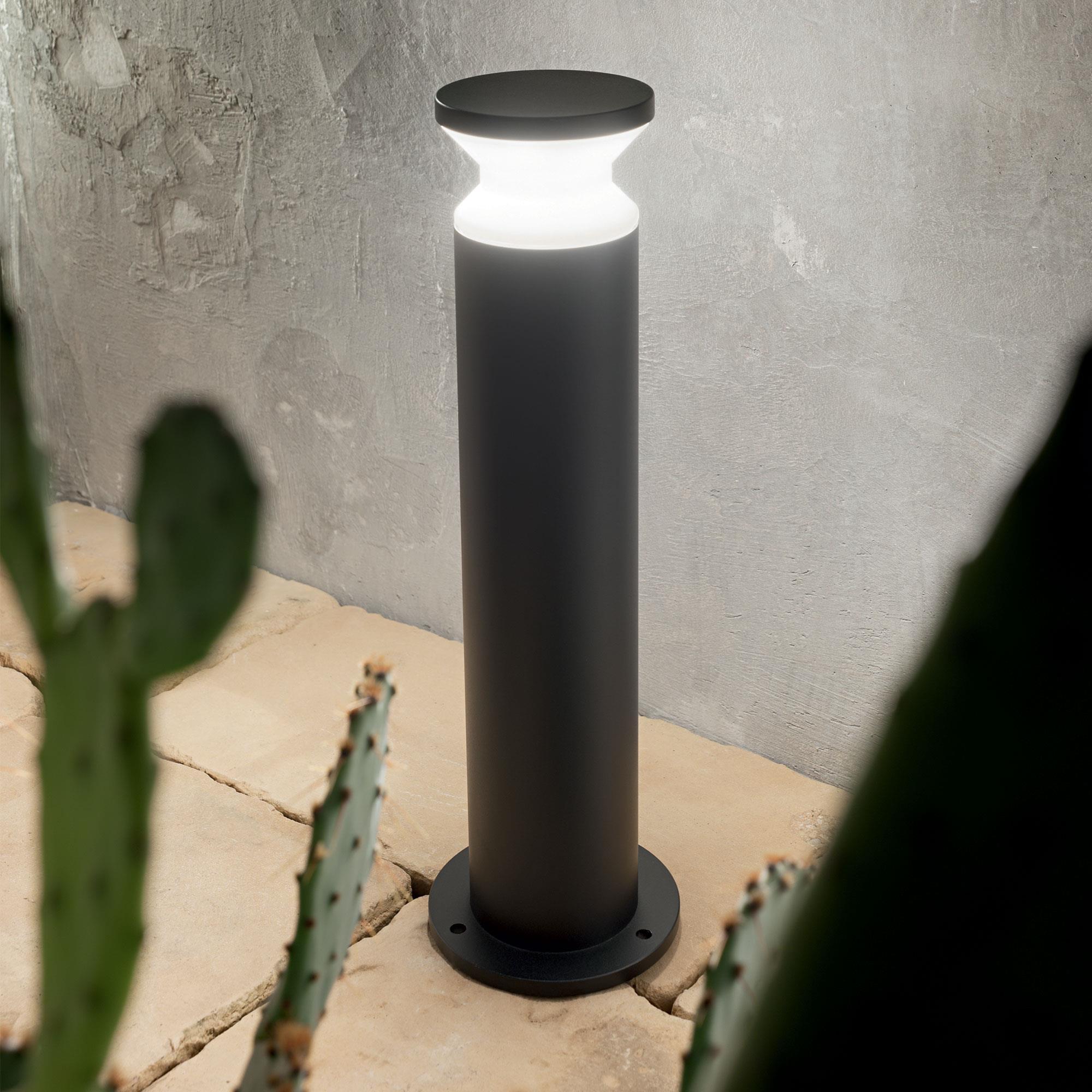 Ideal Lux 186955 TORRE PT1 BIG NERO kültéri állólámpa