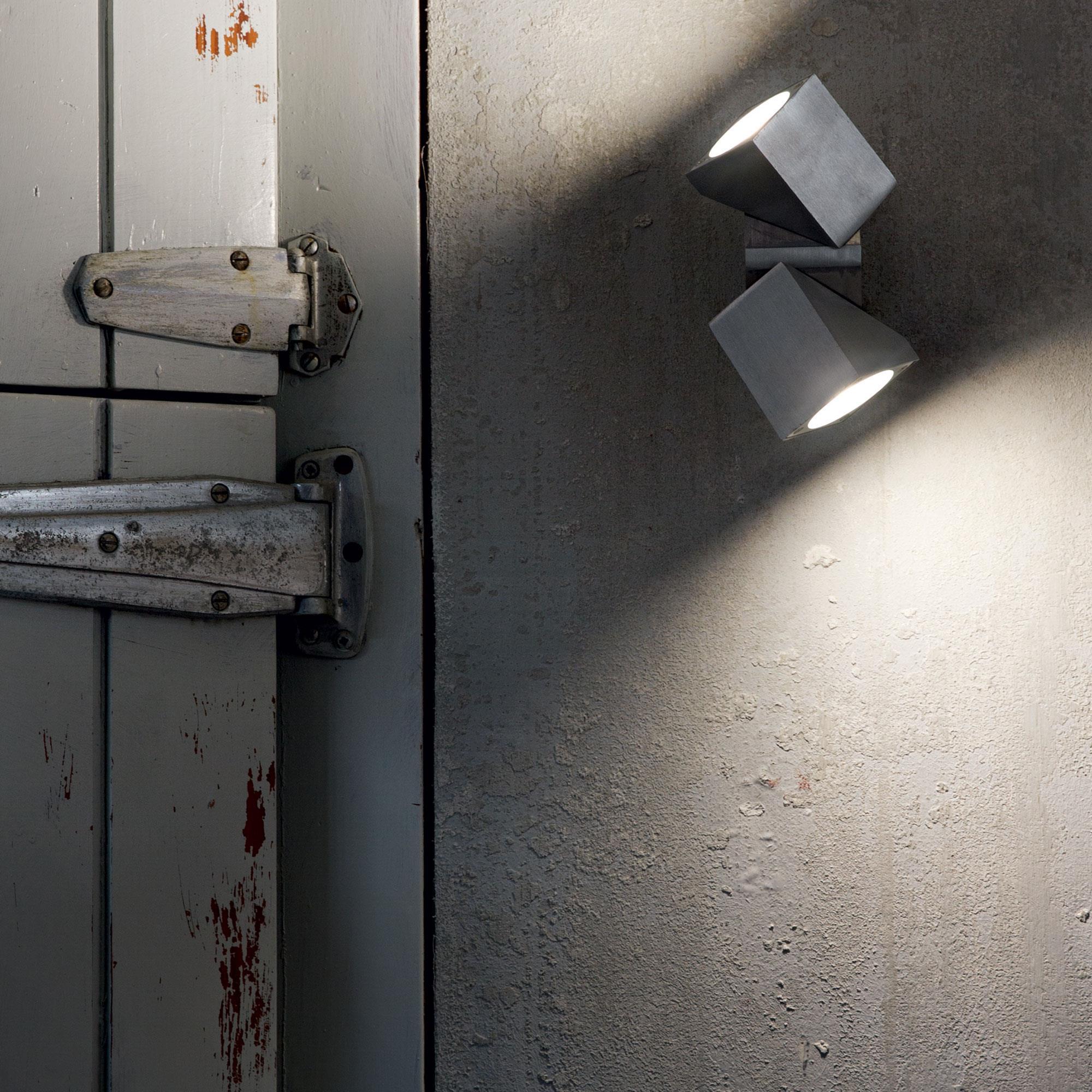 Ideal Lux 129532 ZEUS AP2 LED kültéri falilámpa