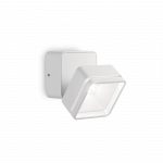 Ideal Lux 172507 OMEGA SQUARE AP1 BIANCO LED kültéri falkar