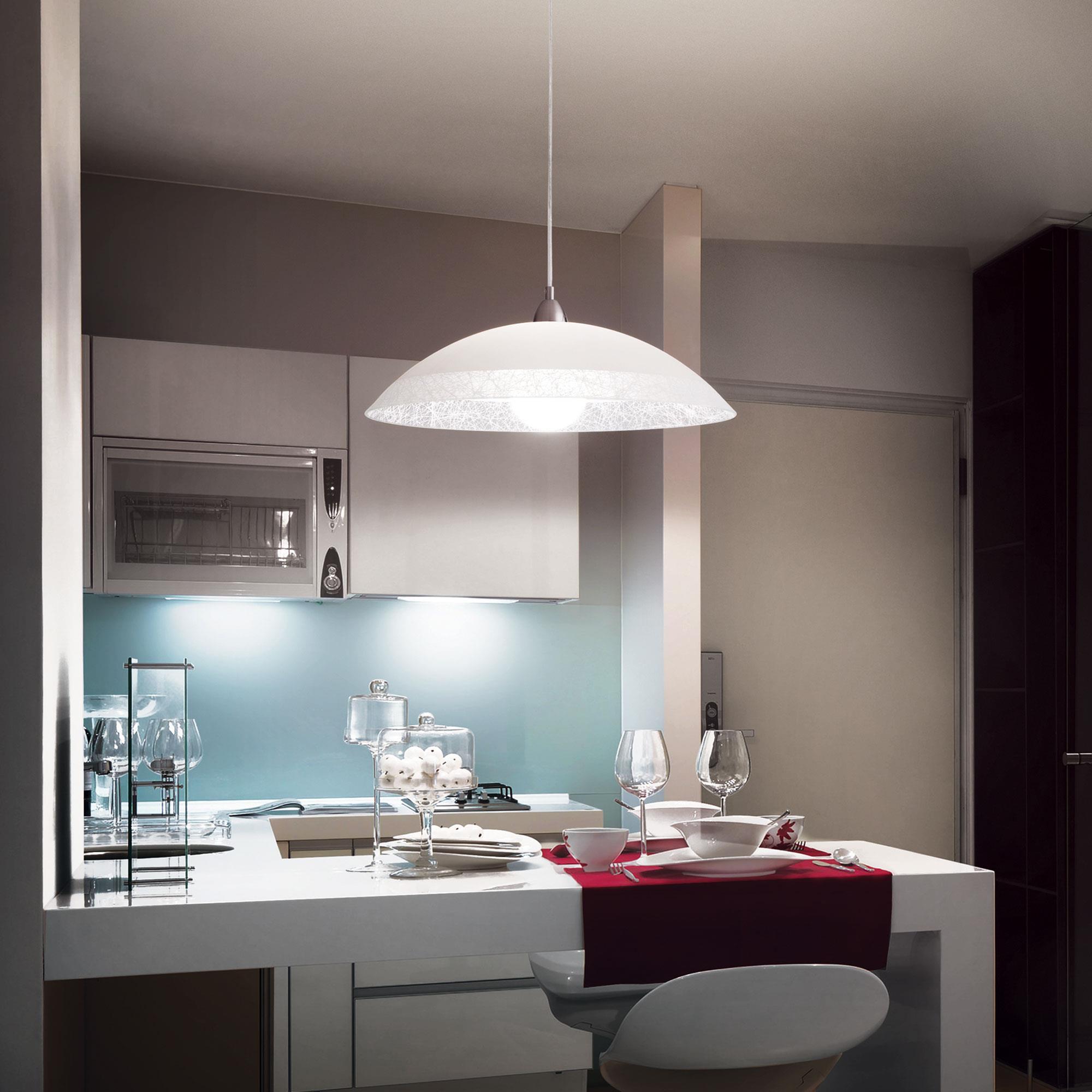 Ideal Lux 068176 Lana SP1 D60 lámpa függeszték