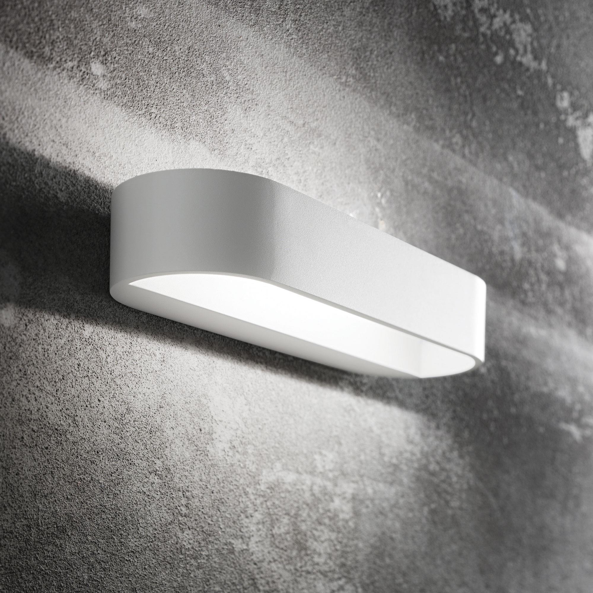 Ideal Lux 162102 LOLA AP1 BIG LED falilámpa