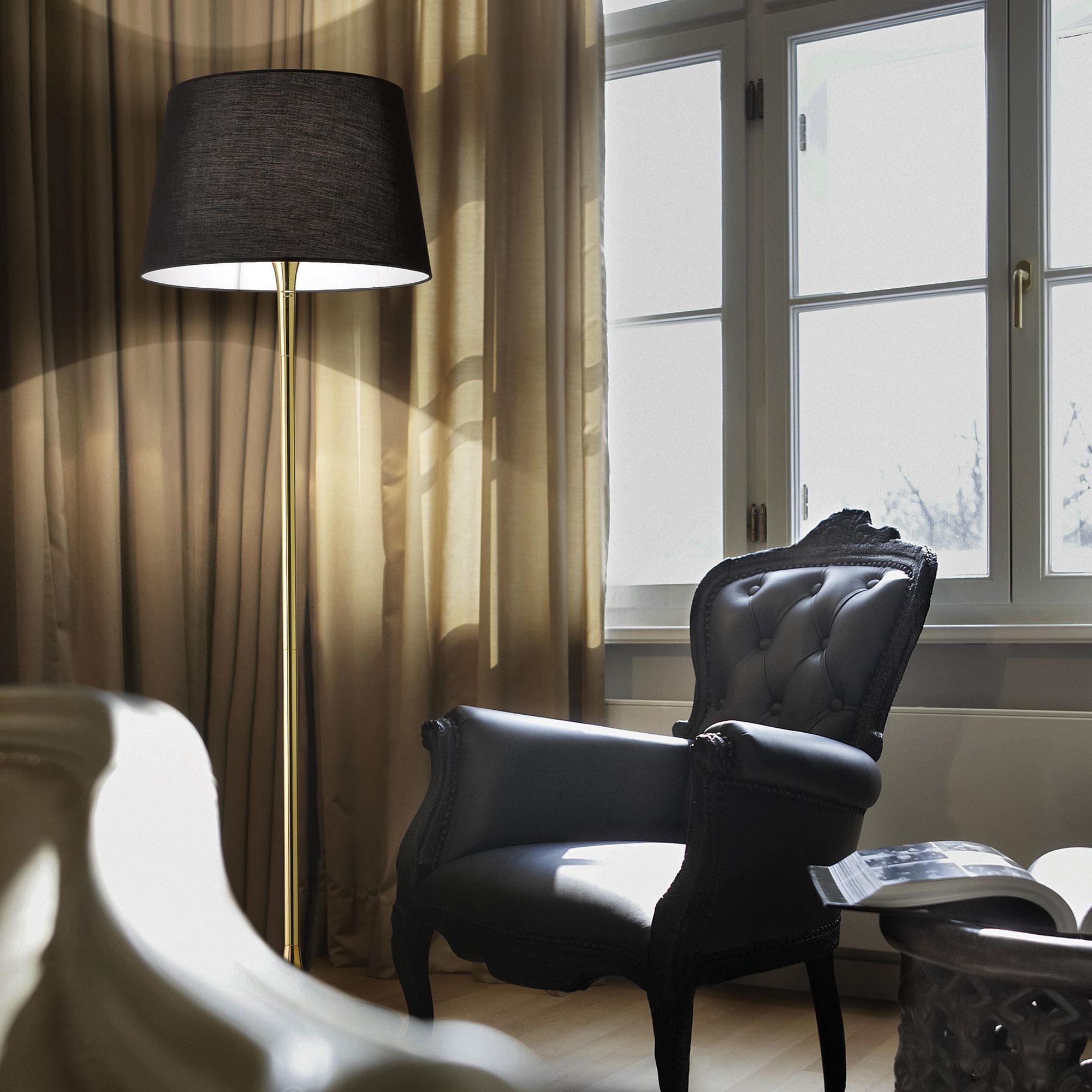 Ideal Lux 110257 London PT1 Ottone állólámpa