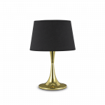 Ideal Lux 110479 London TL1 Big Ottone asztali lámpa