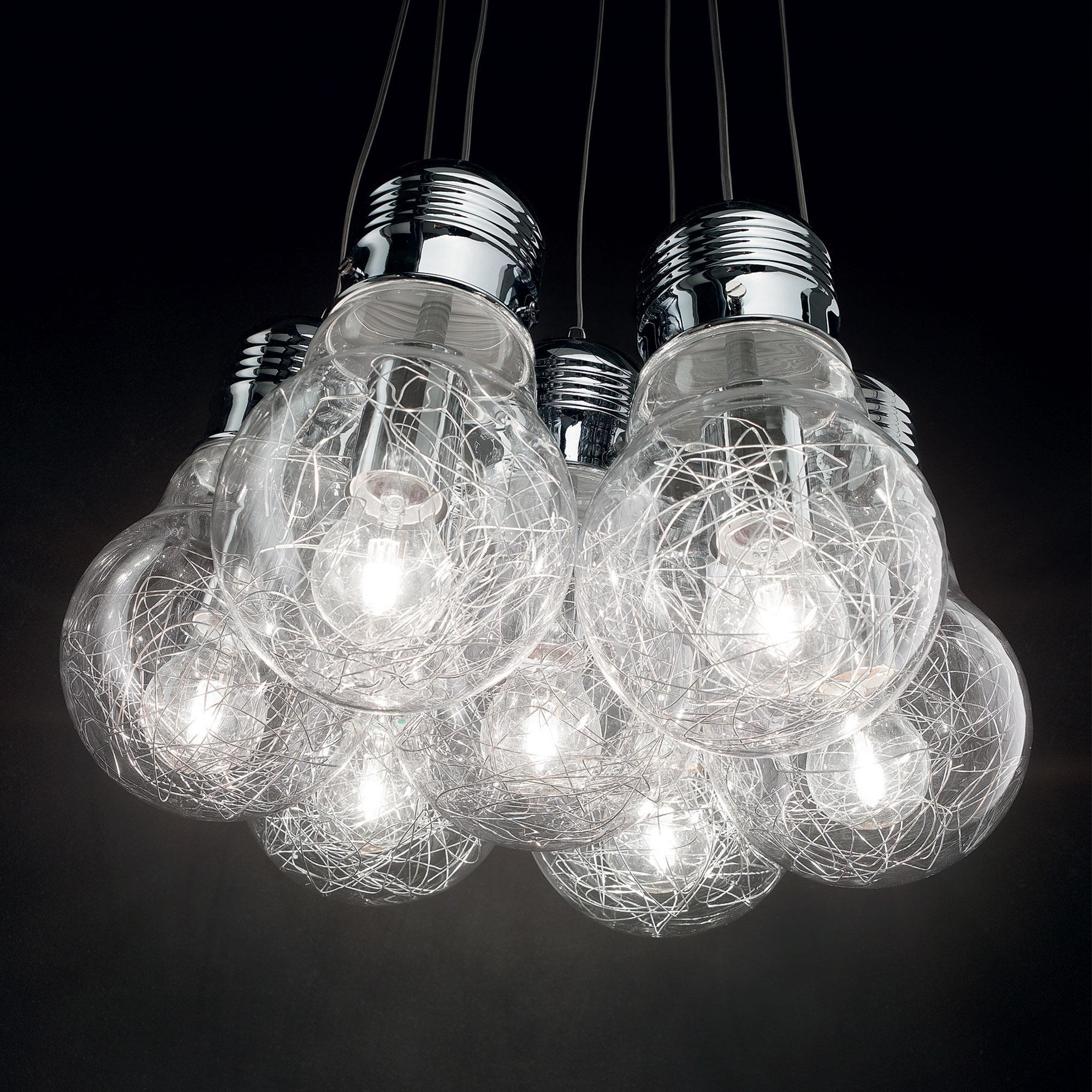Ideal Lux 081779 Luce Max SP7 lámpa függeszték