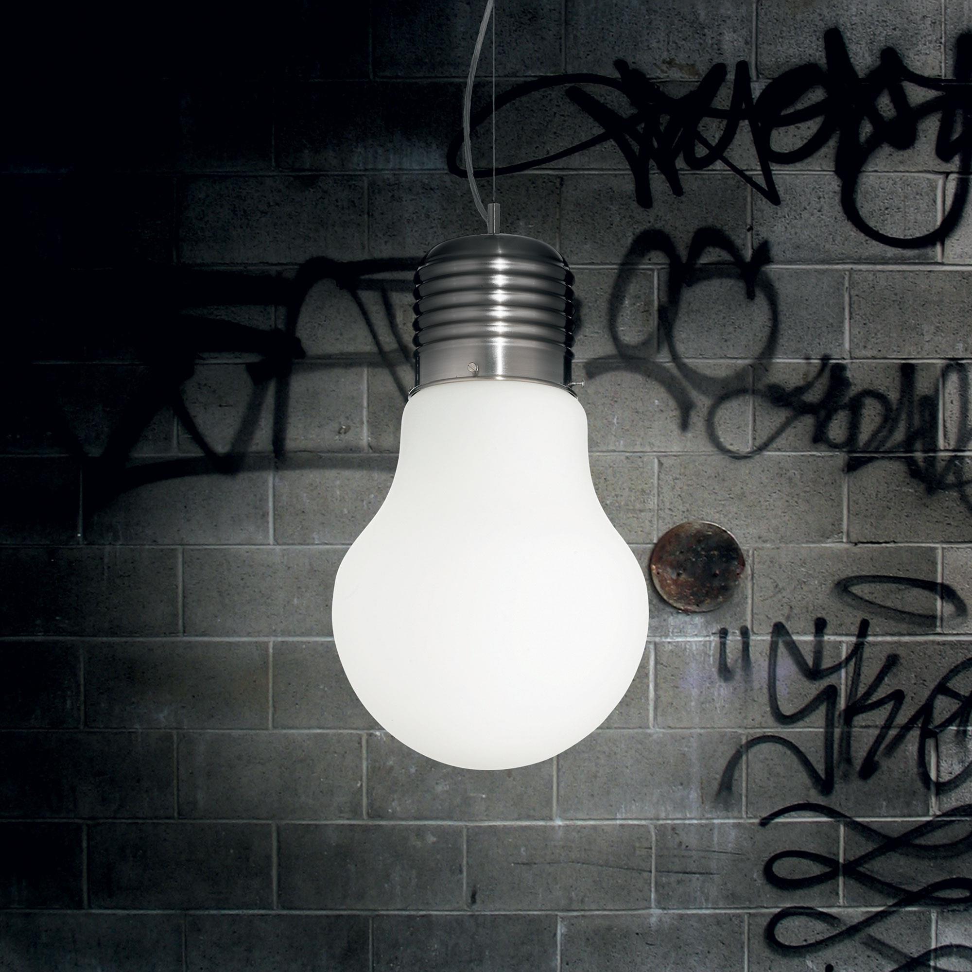 Ideal Lux 006840 Luce SP1 Bianco lámpa függeszték