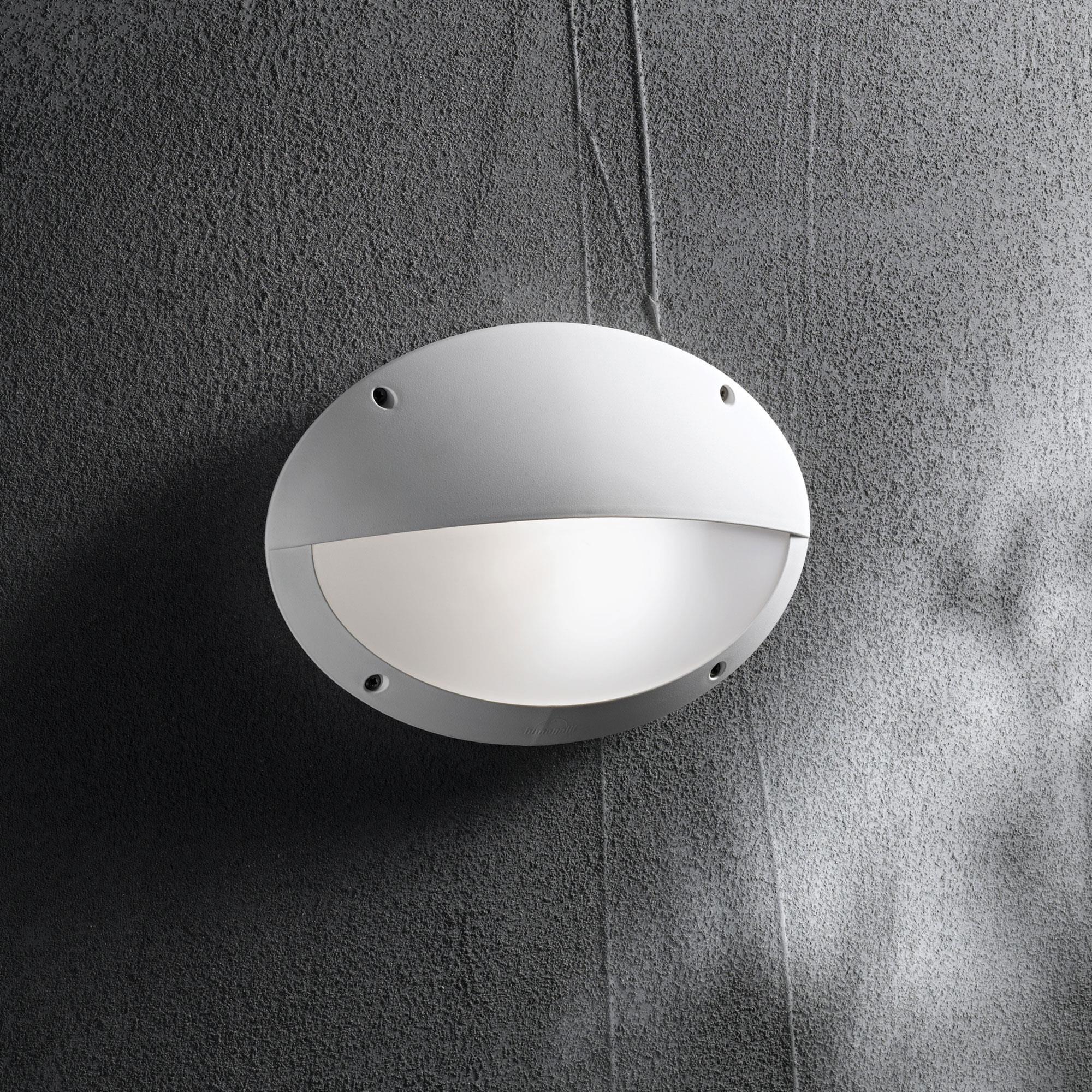 Ideal Lux 096735 Maddi-2 AP1 Bianco kültéri falilámpa