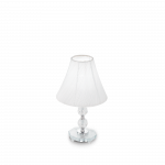 Ideal Lux 016016 MAGIC TL1 Mini kristály asztali lámpa