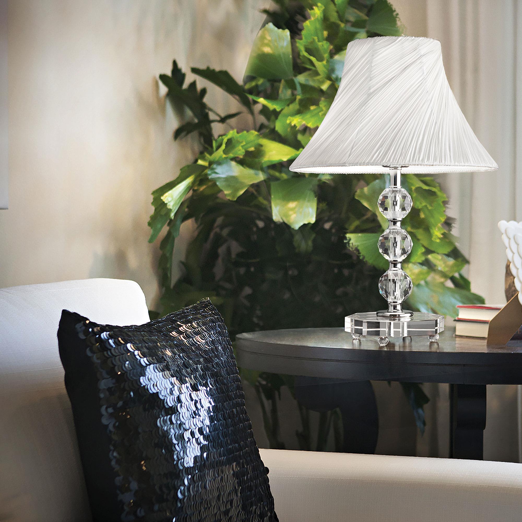 Ideal Lux 014920 MAGIC TL1 Small kristály asztali lámpa