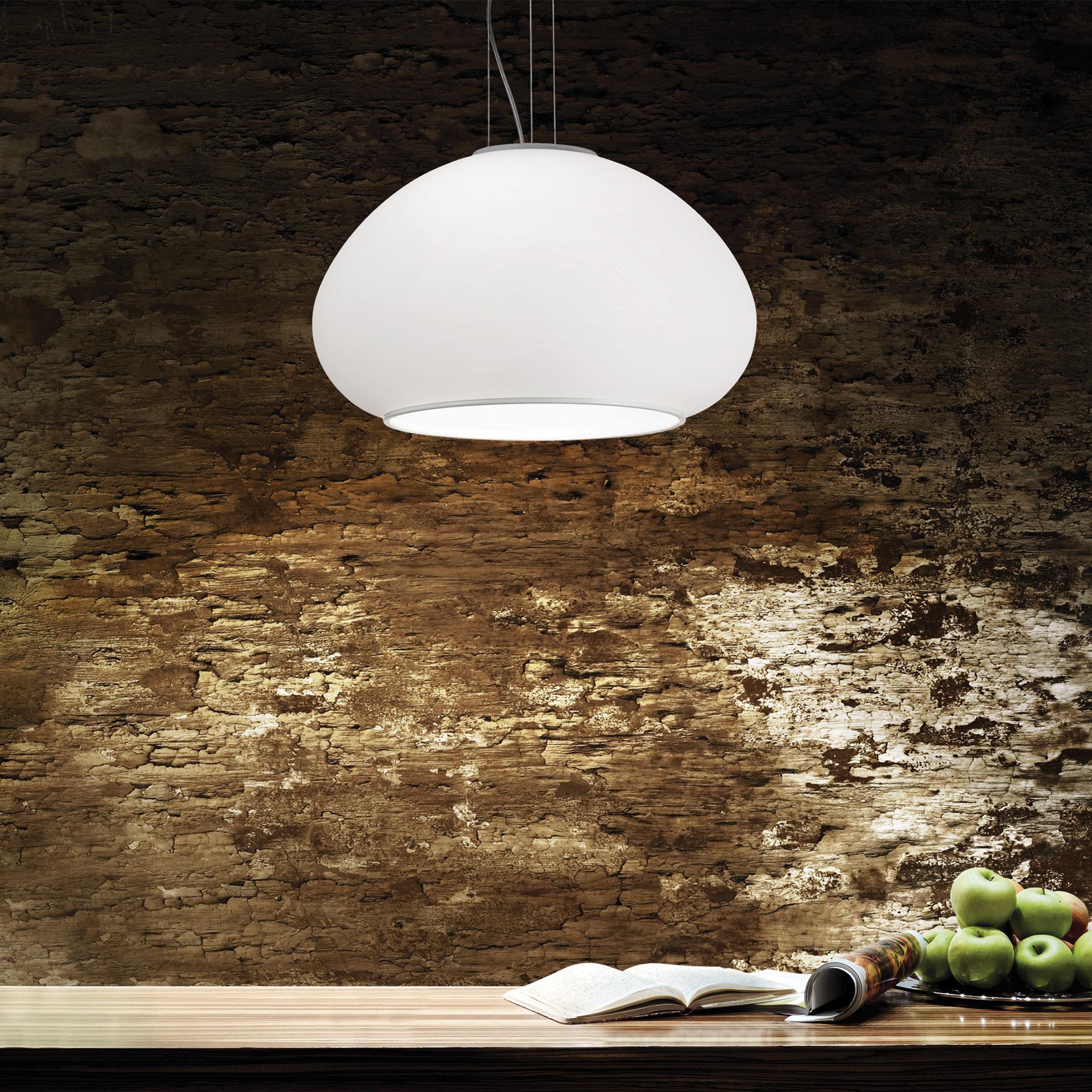 Ideal Lux 071015 Mama SP1 D40 lámpa függeszték