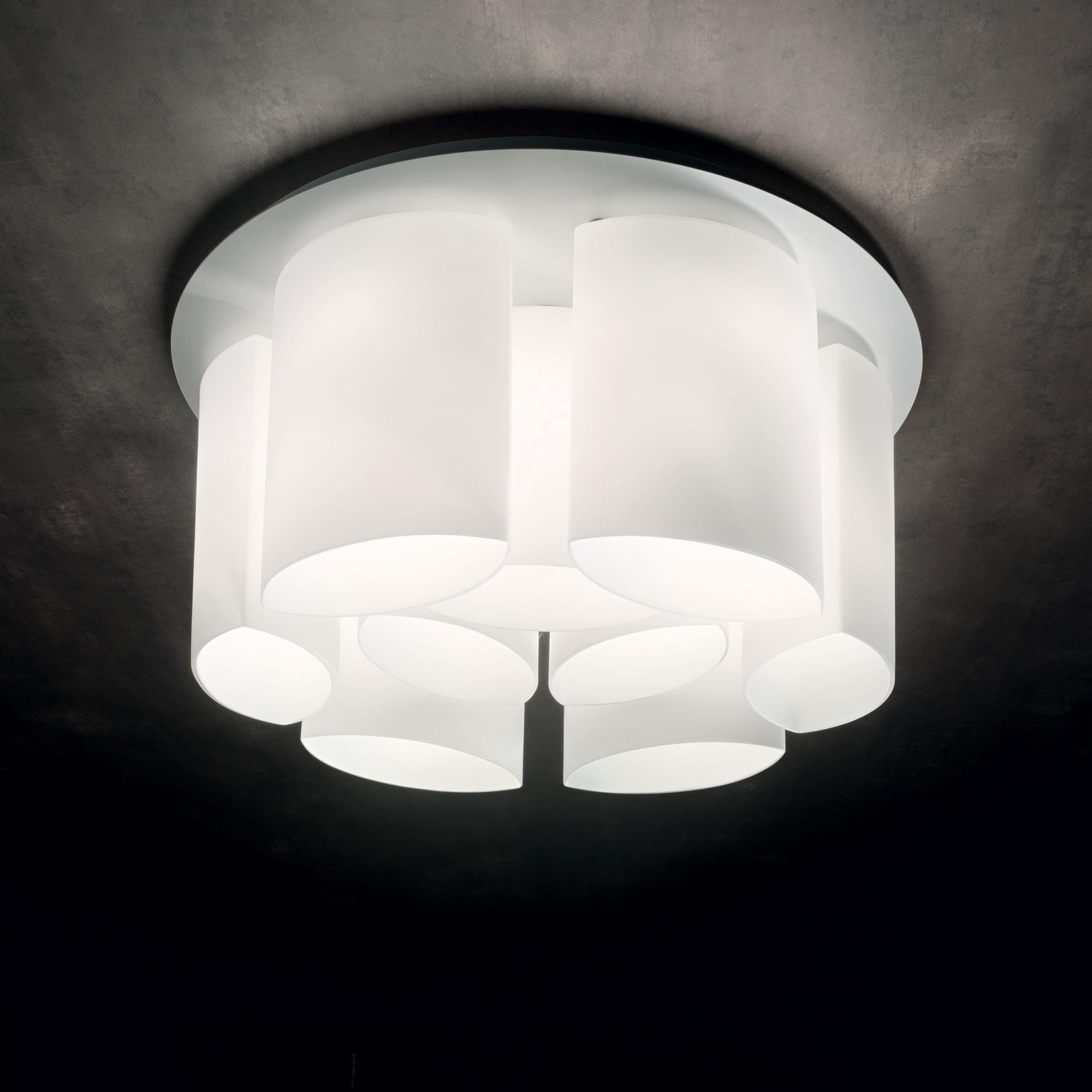 Ideal Lux 159645 ALMOND PL9 mennyezeti lámpa