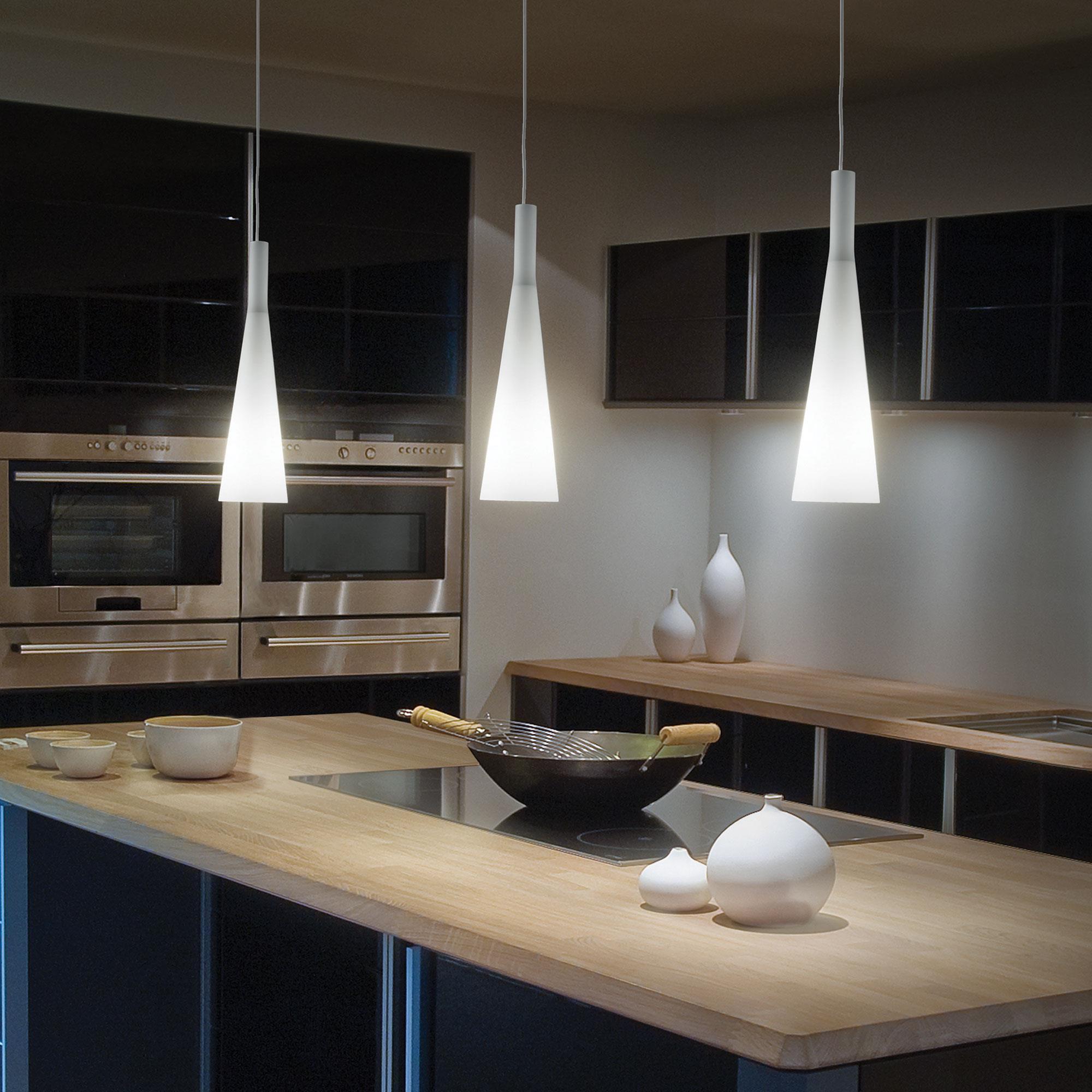 Ideal Lux 030326 Milk SP3 lámpa függeszték