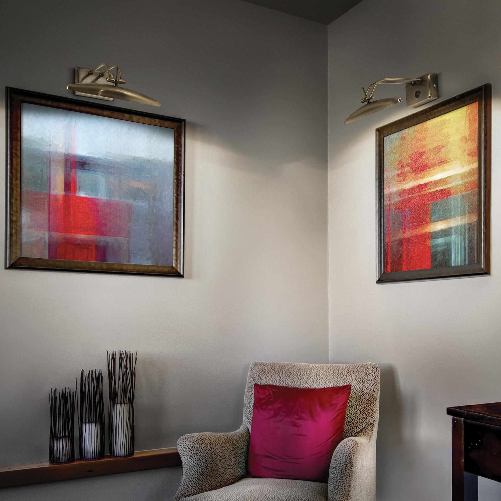 Ideal Lux 017327 Mirror-20 AP2 Brunito képmegvilágító lámpa