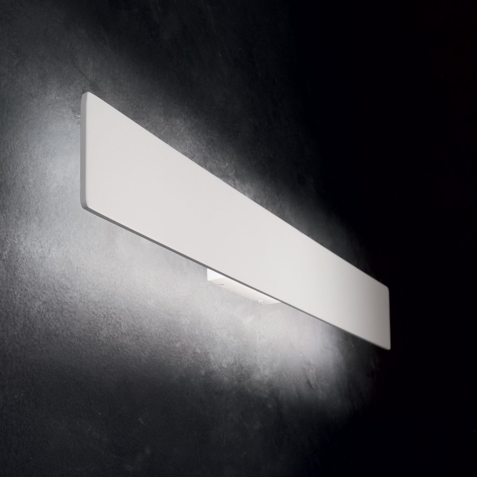 Ideal Lux 179308 ZIG ZAG AP22 BIANCO LED falilámpa