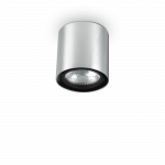 Ideal Lux 140896 Mood PL1 Big Round Aluminio spot lámpa