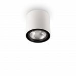 Ideal Lux 140872 MOOD PL1 BIG ROUND BIANCO spot lámpa