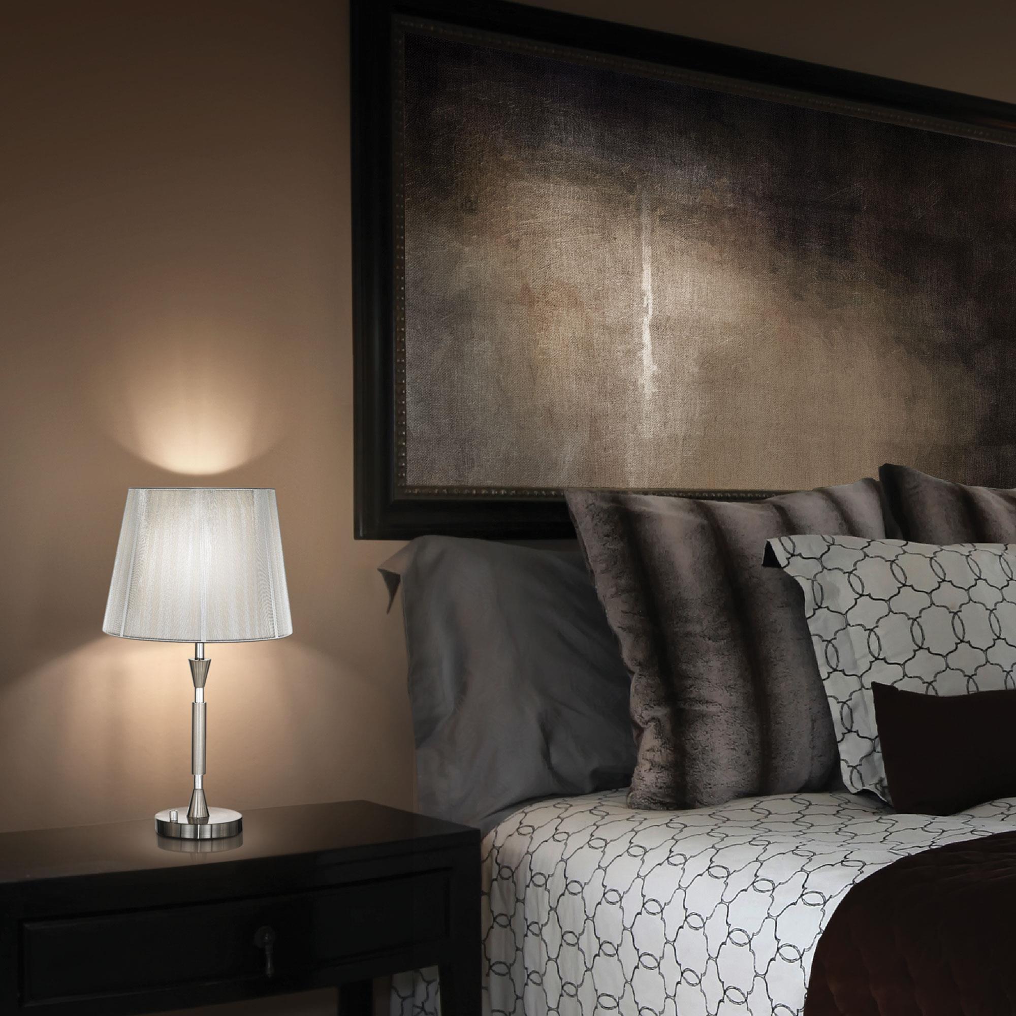 Ideal Lux 014975 Paris TL1 Big asztali lámpa