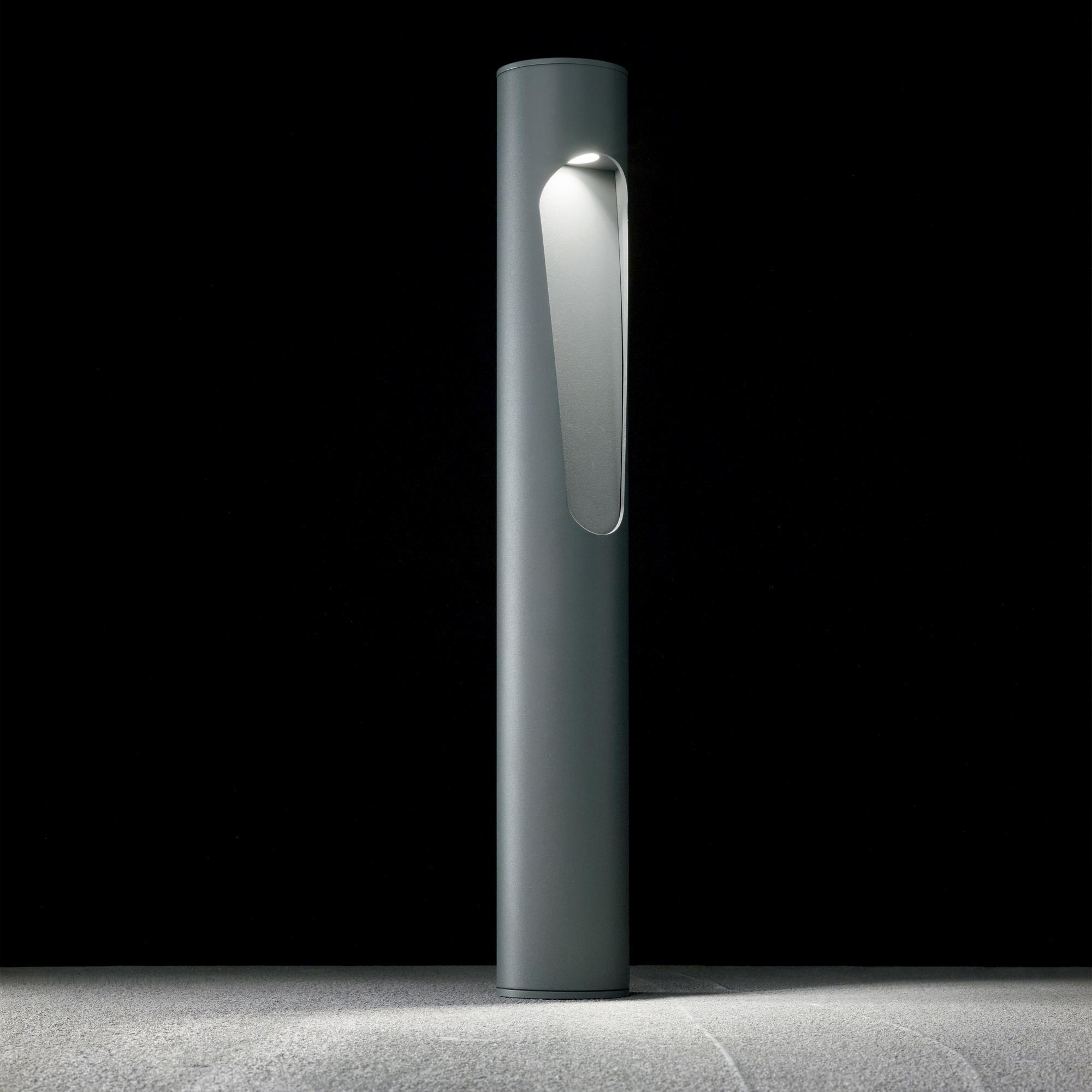 Ideal Lux 115122 Polaris PT1 Antracite kültéri állólámpa