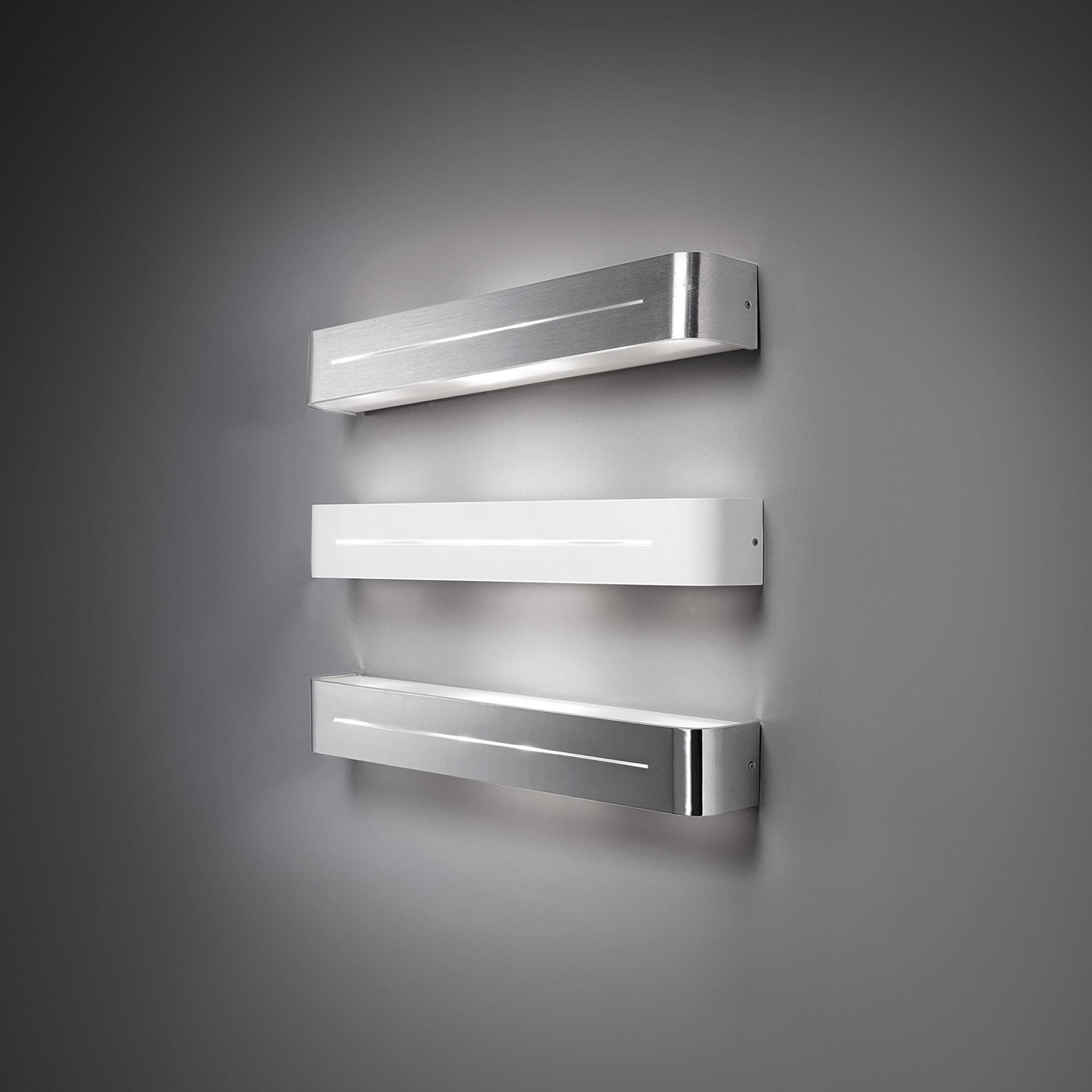 Ideal Lux 009957 Posta AP4 Alluminio falilámpa