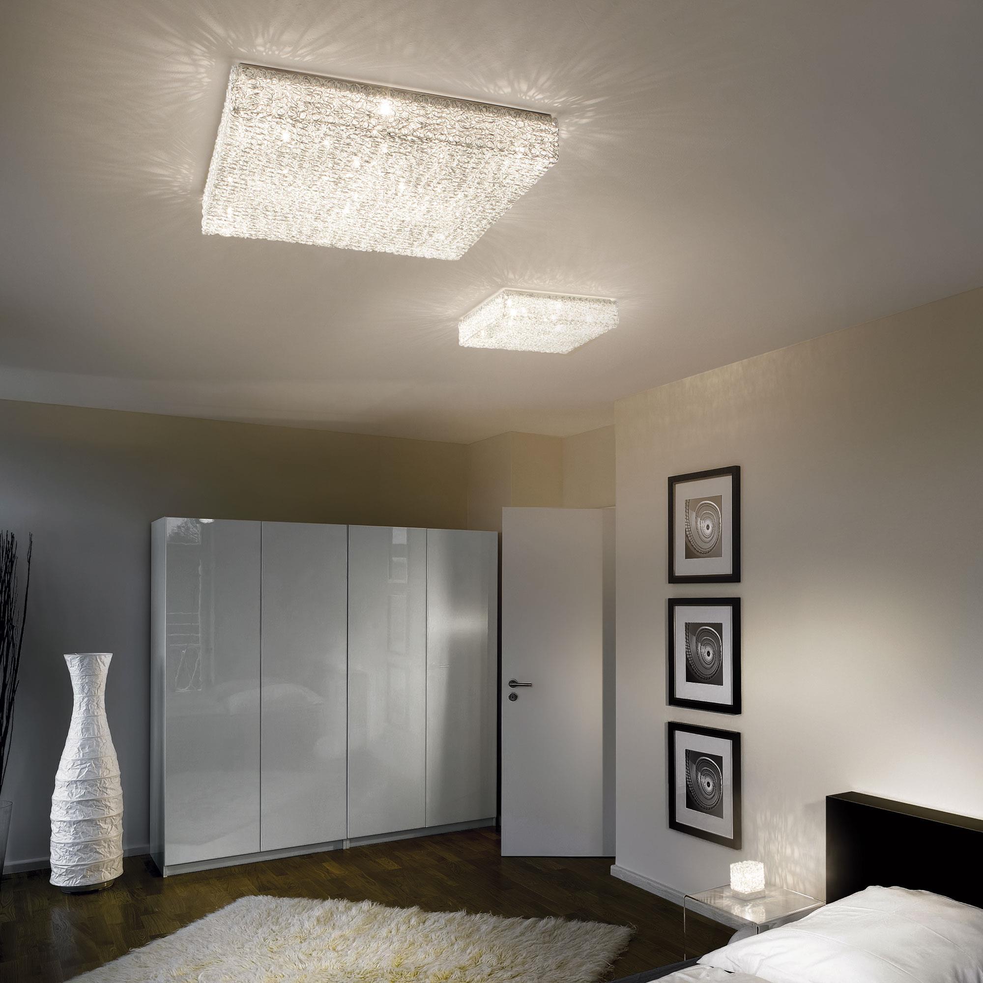 Ideal Lux 031651 Quadro PL12 mennyezeti lámpa
