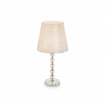 Ideal Lux 077758 Queen TL1 Big asztali lámpa