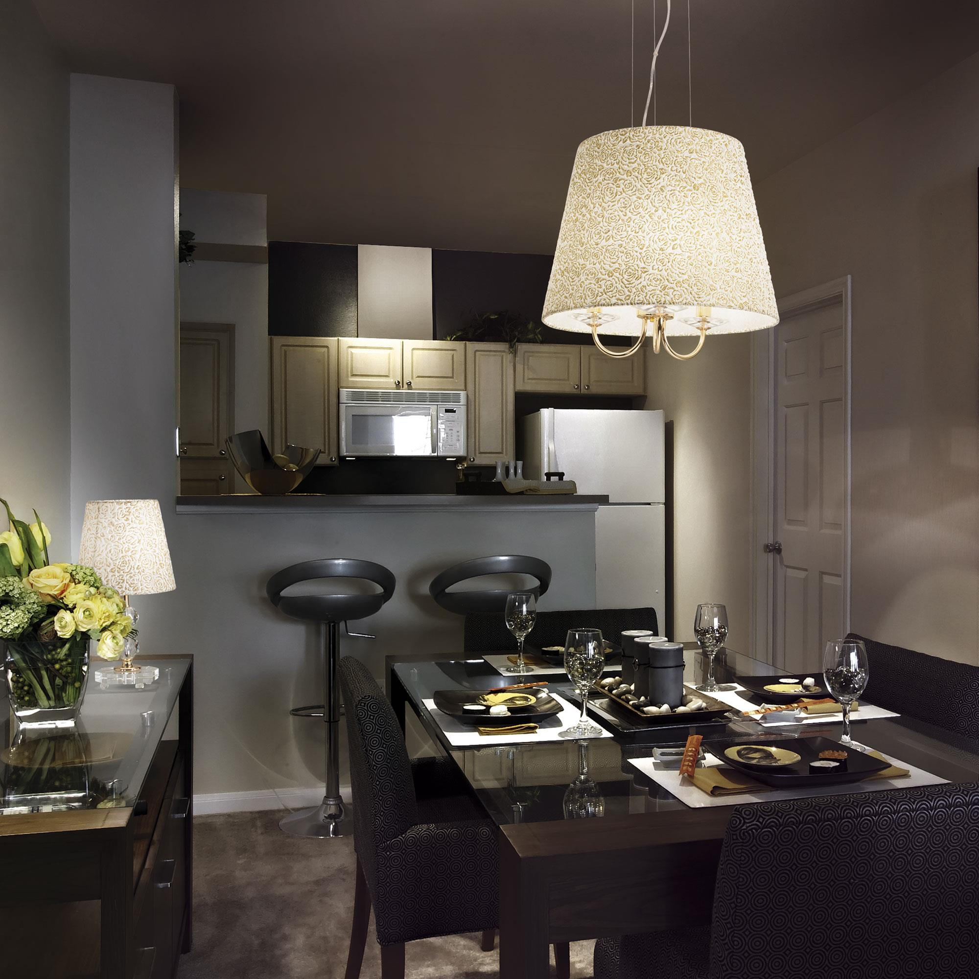 Ideal Lux 077741 Queen TL1 asztali lámpa