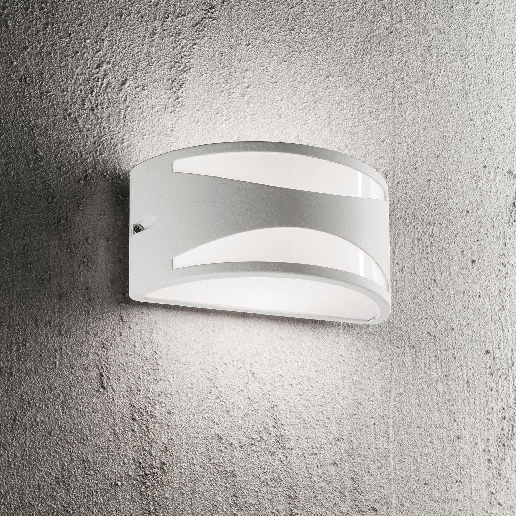Ideal Lux 092430 Rex-3 AP1 Bianco kerti falilámpa
