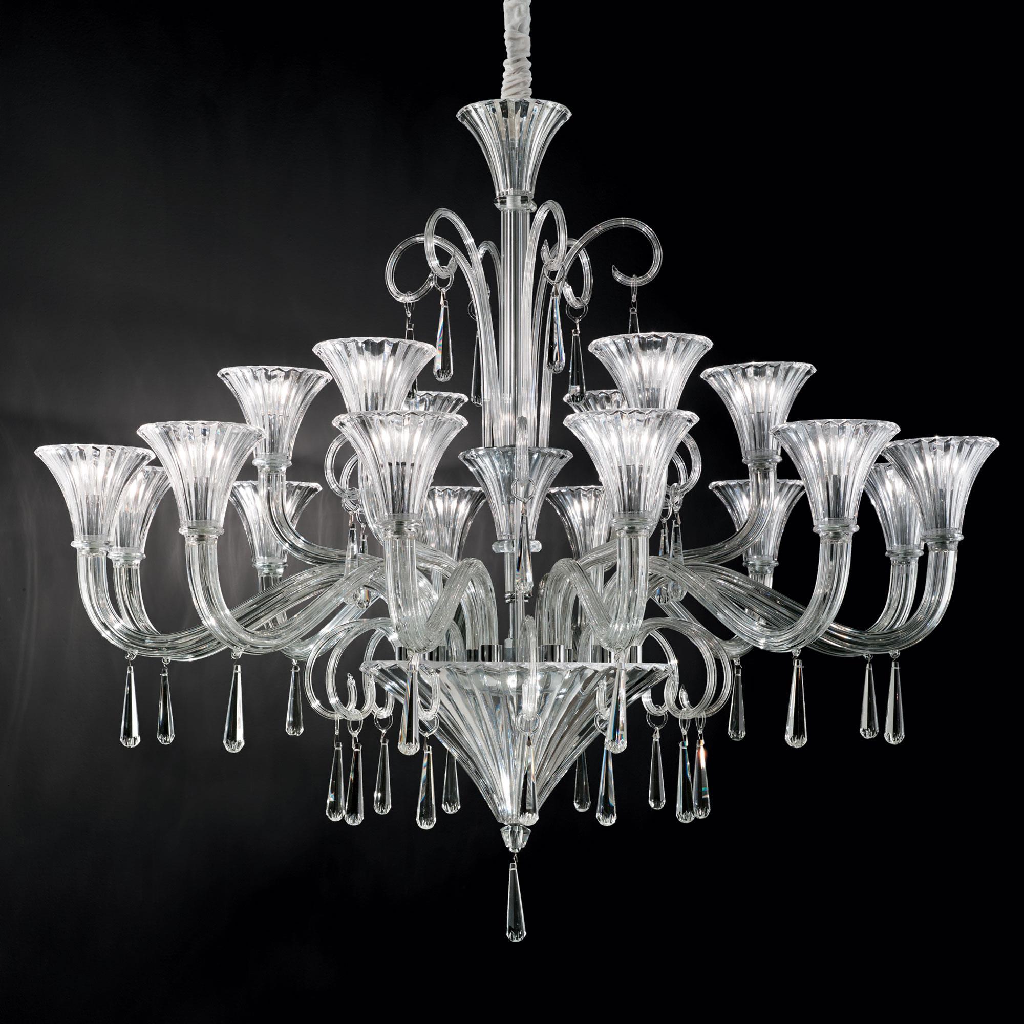 Ideal Lux 142227 Santa SP18 csillár lámpa