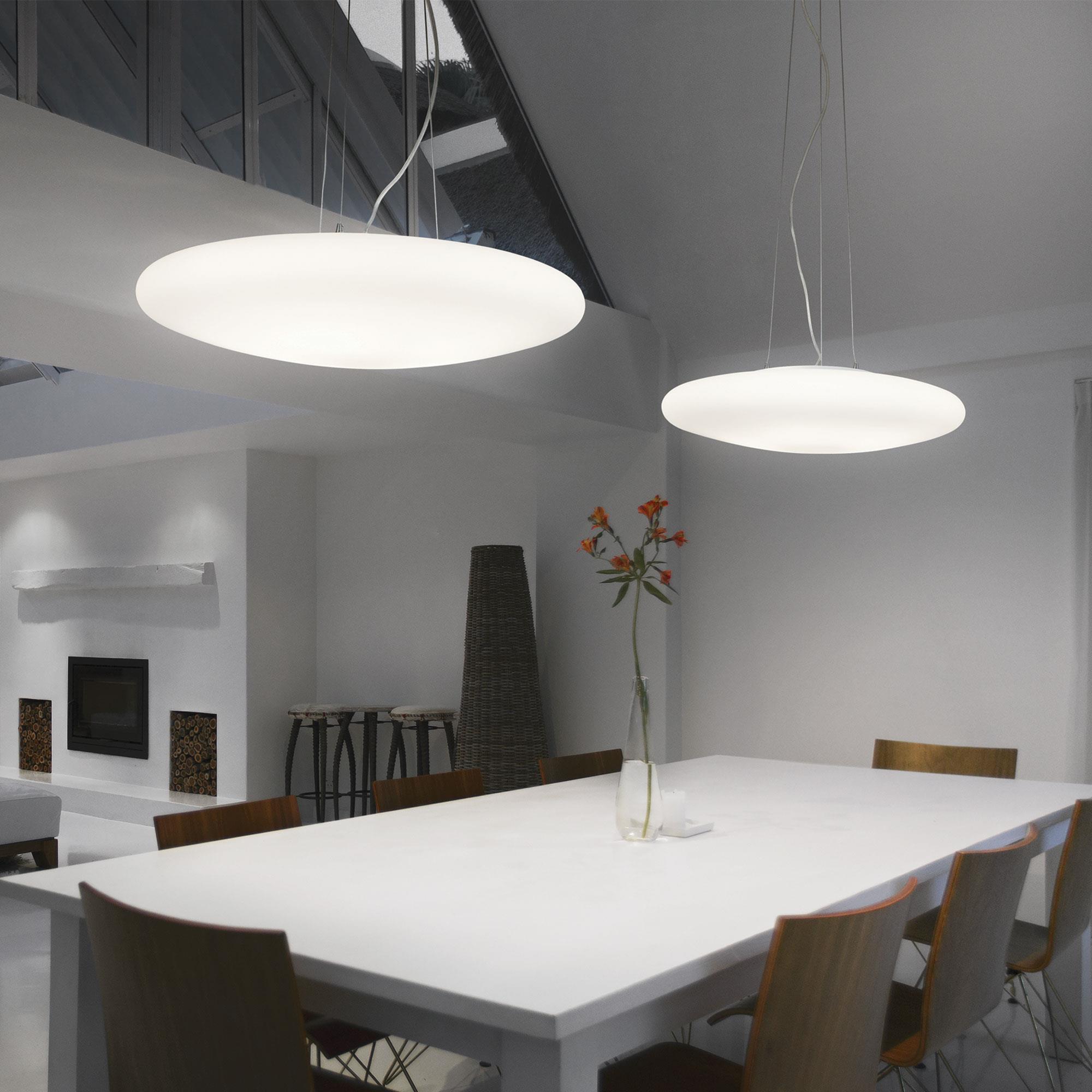 Ideal Lux 032016 Smarties Bianco SP3 D40 lámpa függeszték